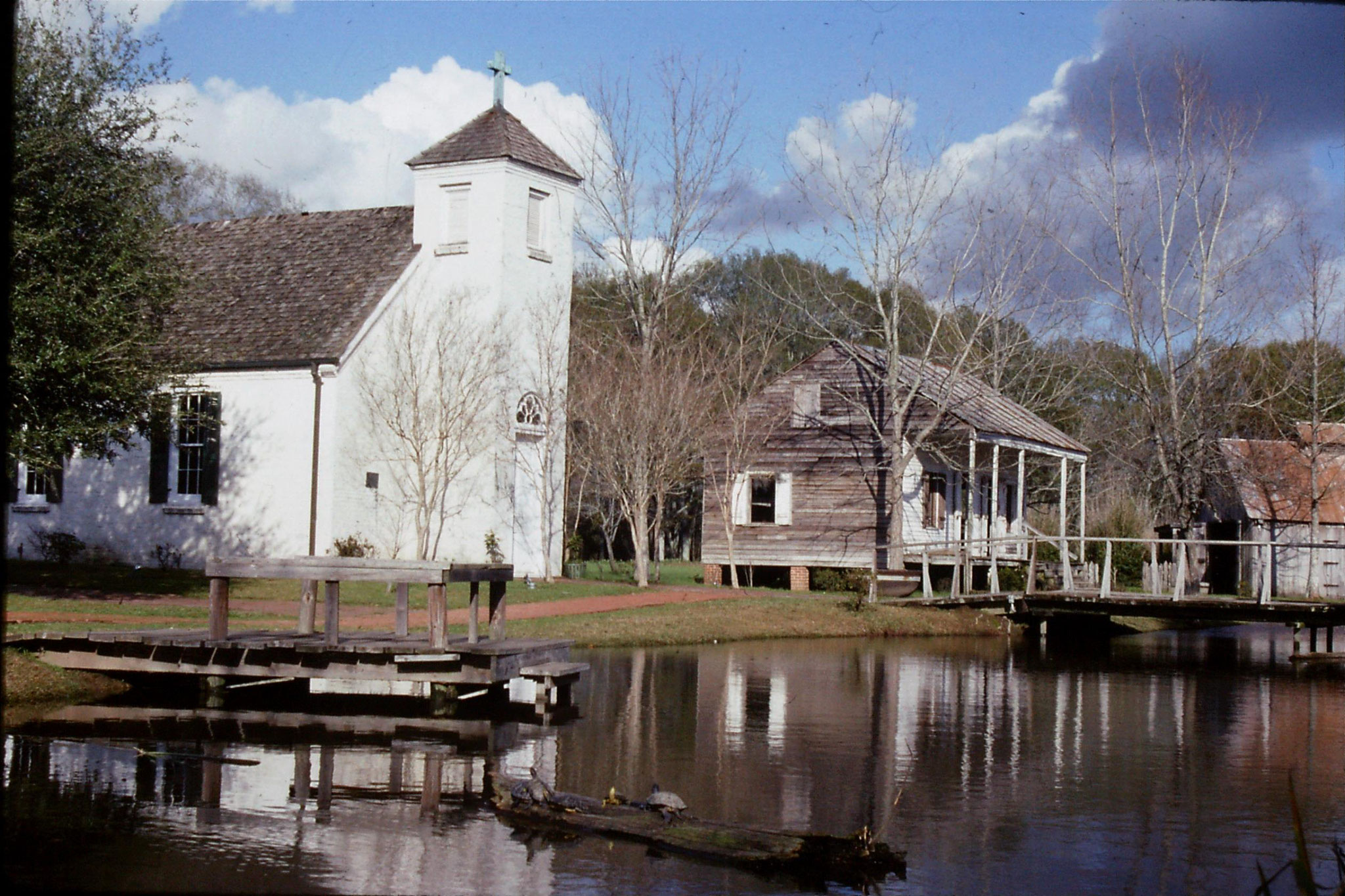 15/1/1991: 3: Rosedown Plantation, Francisville