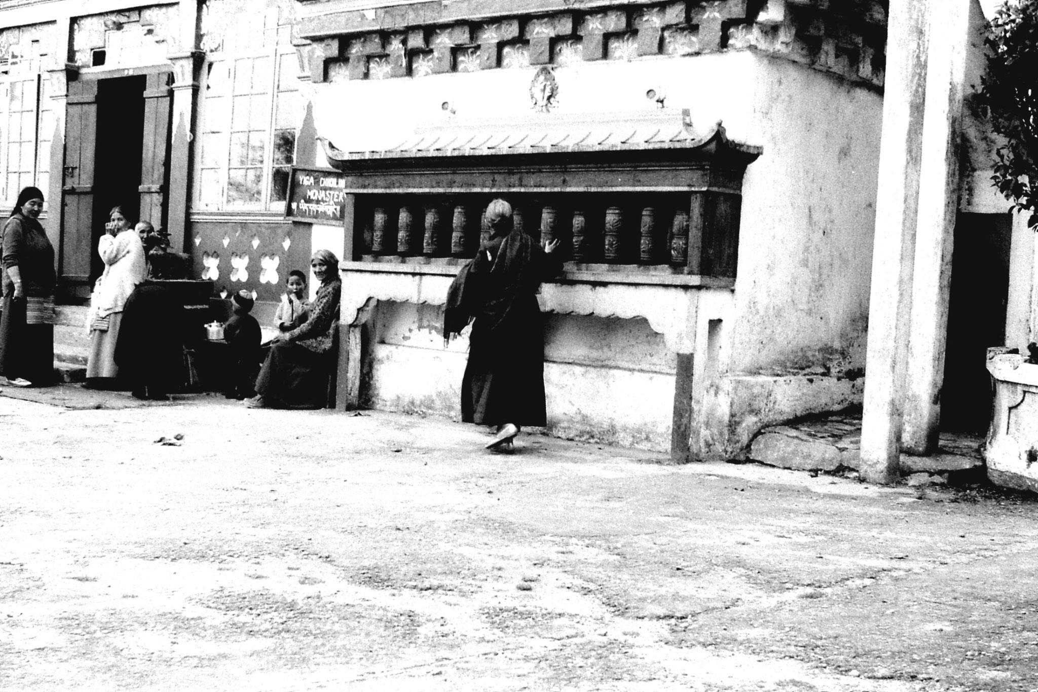 9/5/1990: 4: Ghoon monastery