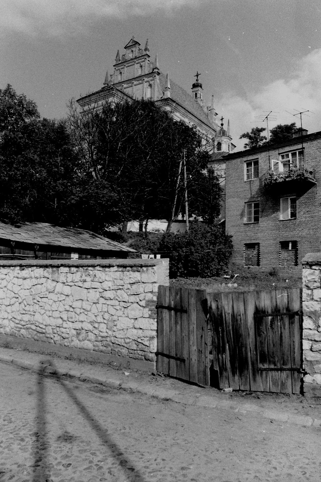 27/8/1988: 4: Kasimierz Dolny