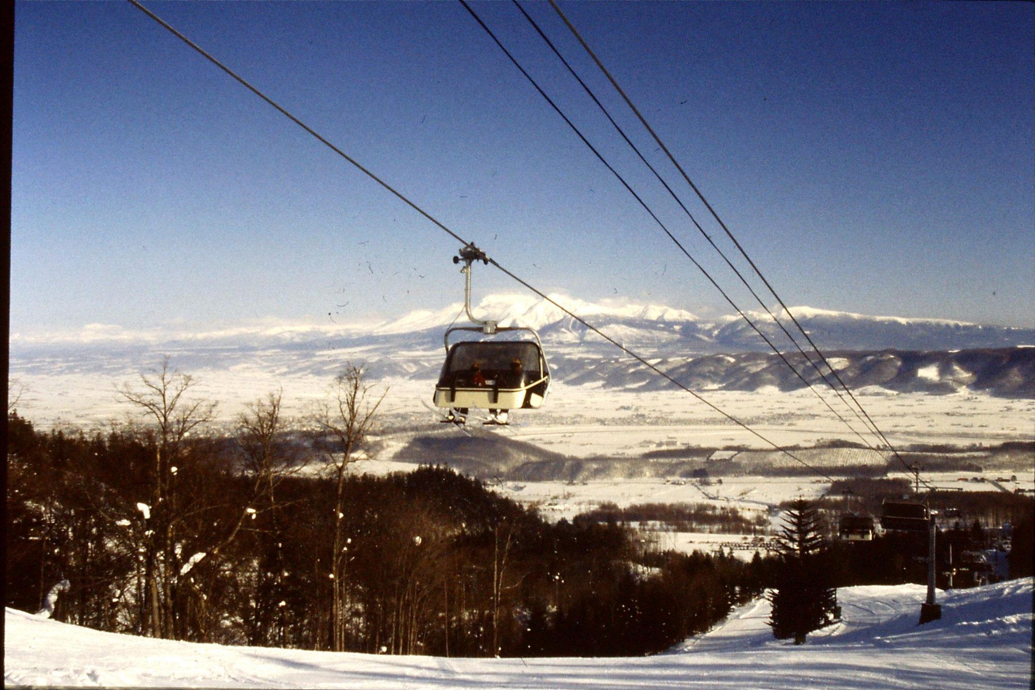 13/1/1989: 25: Furano ski resort