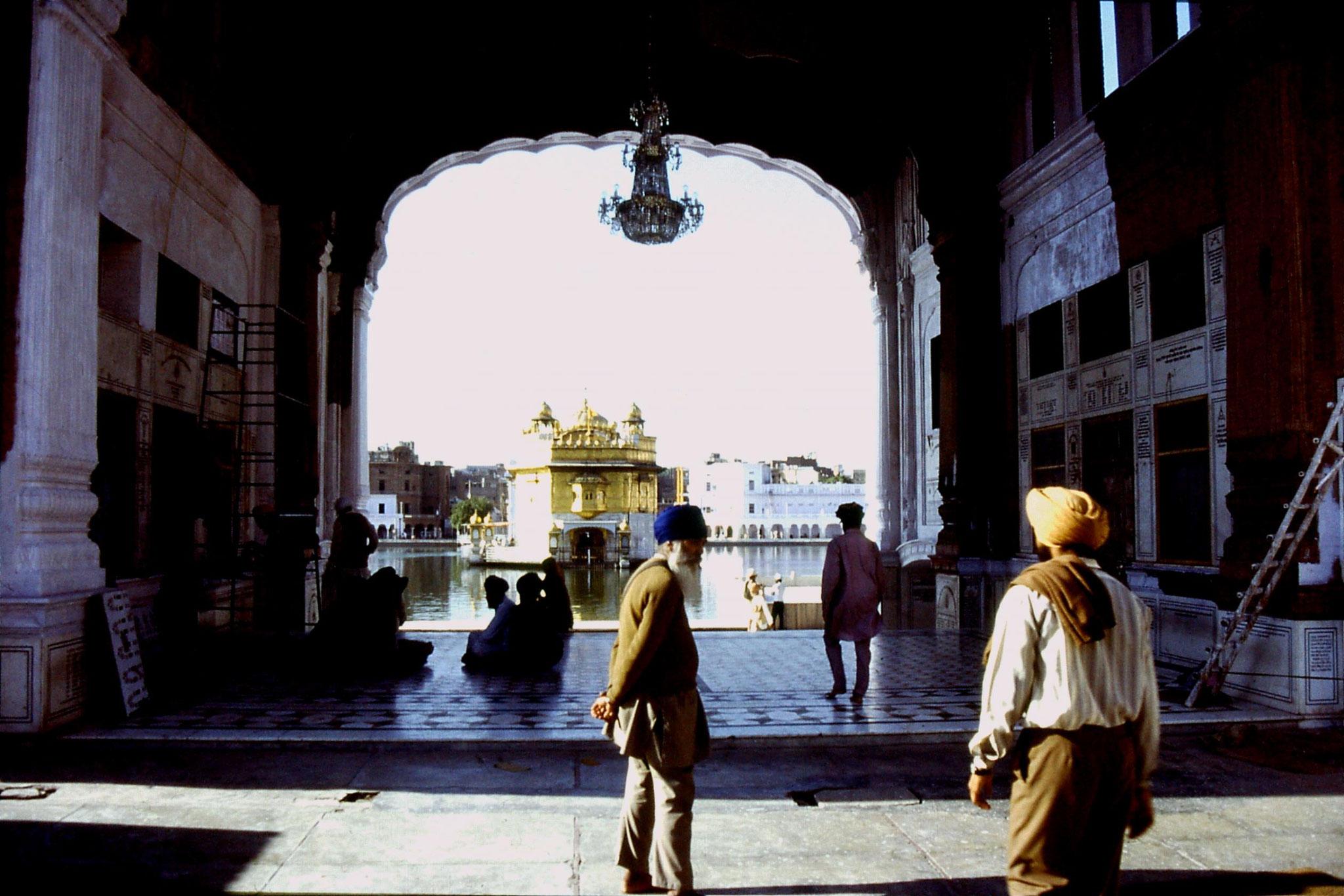 17/11/1989: 12: Amritsar Golden Temple