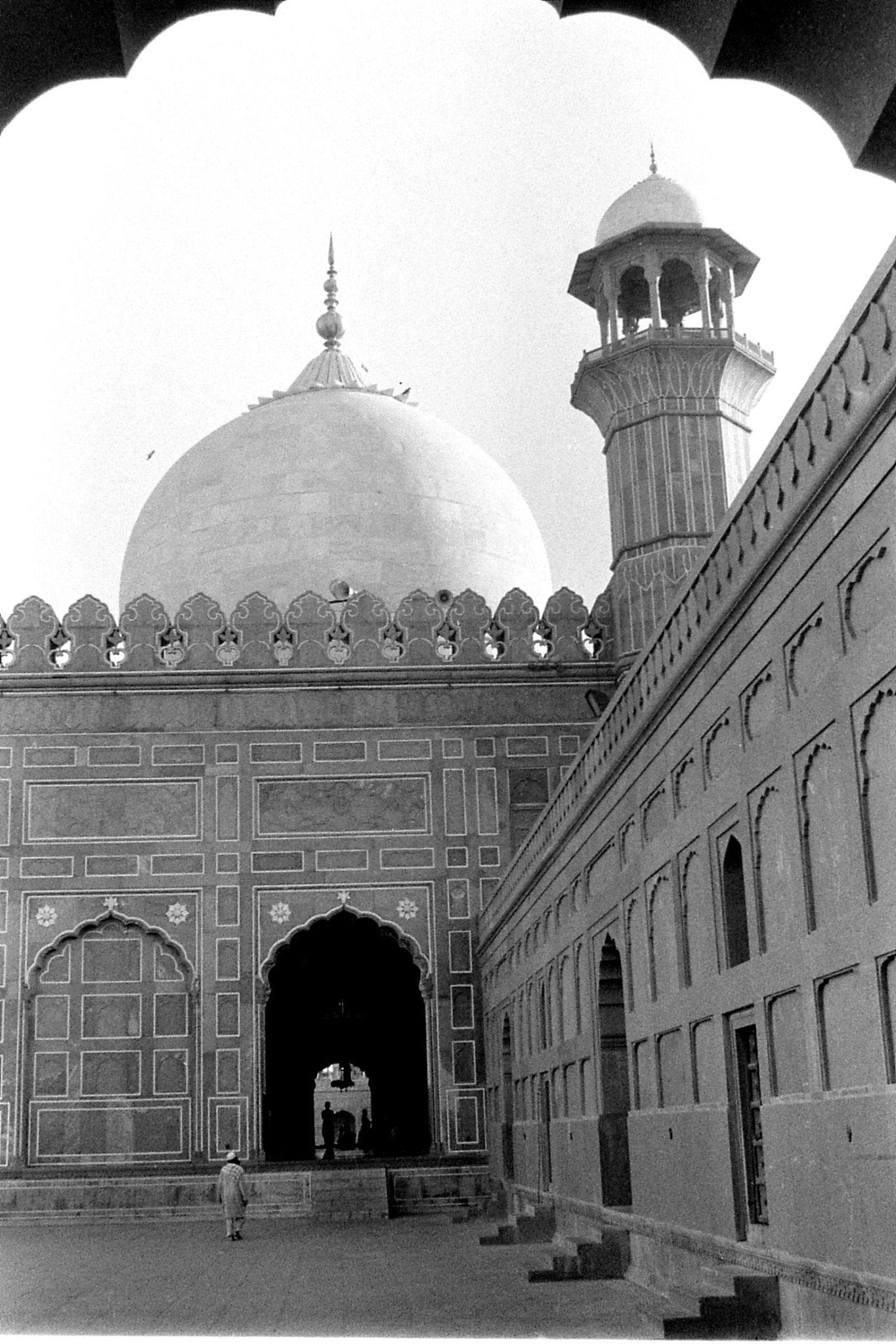 15/11/1989: 2: Lahore, Badshahi Mosque