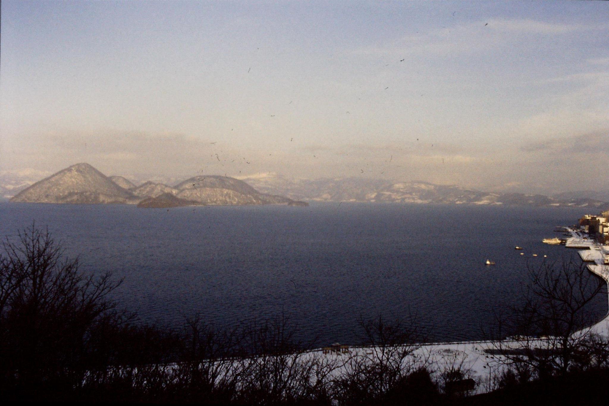 8/1/1989: 11: Toyako Lake