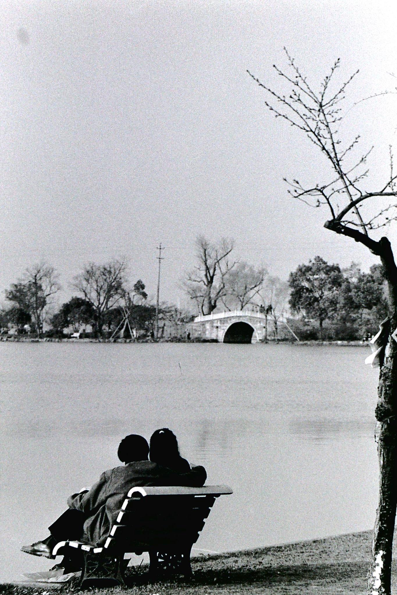 26/3/1989: 1: Hangzhou Huagang Park
