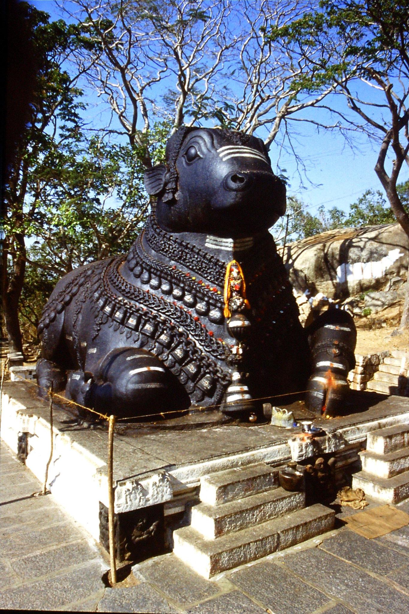 108/5: 12/3/1990 Mysore - Nandi - Shiva's bull