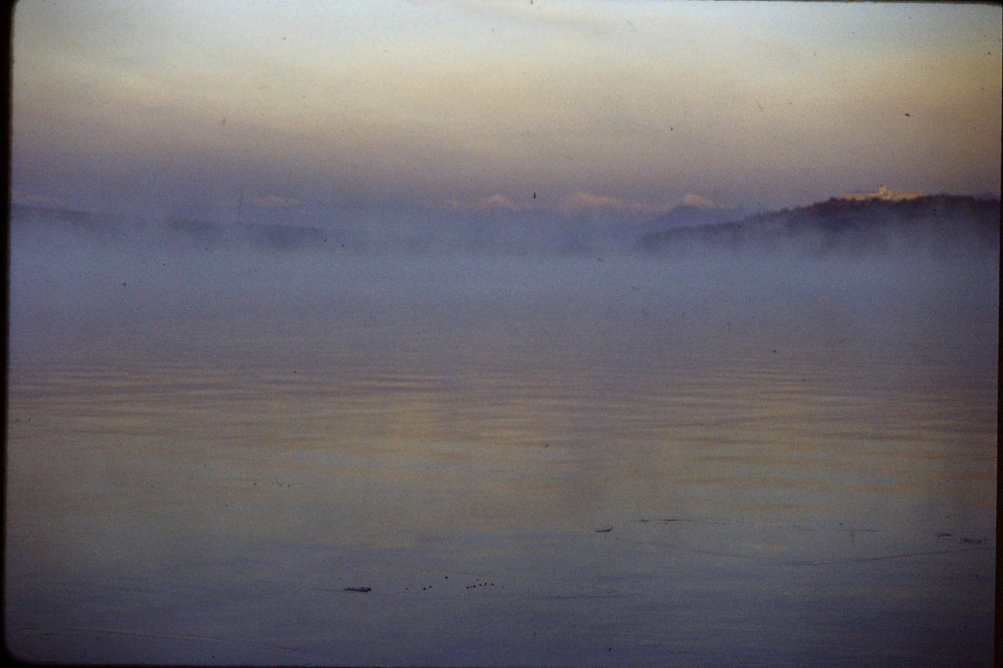 1/1/1989: 15: lake at dawn