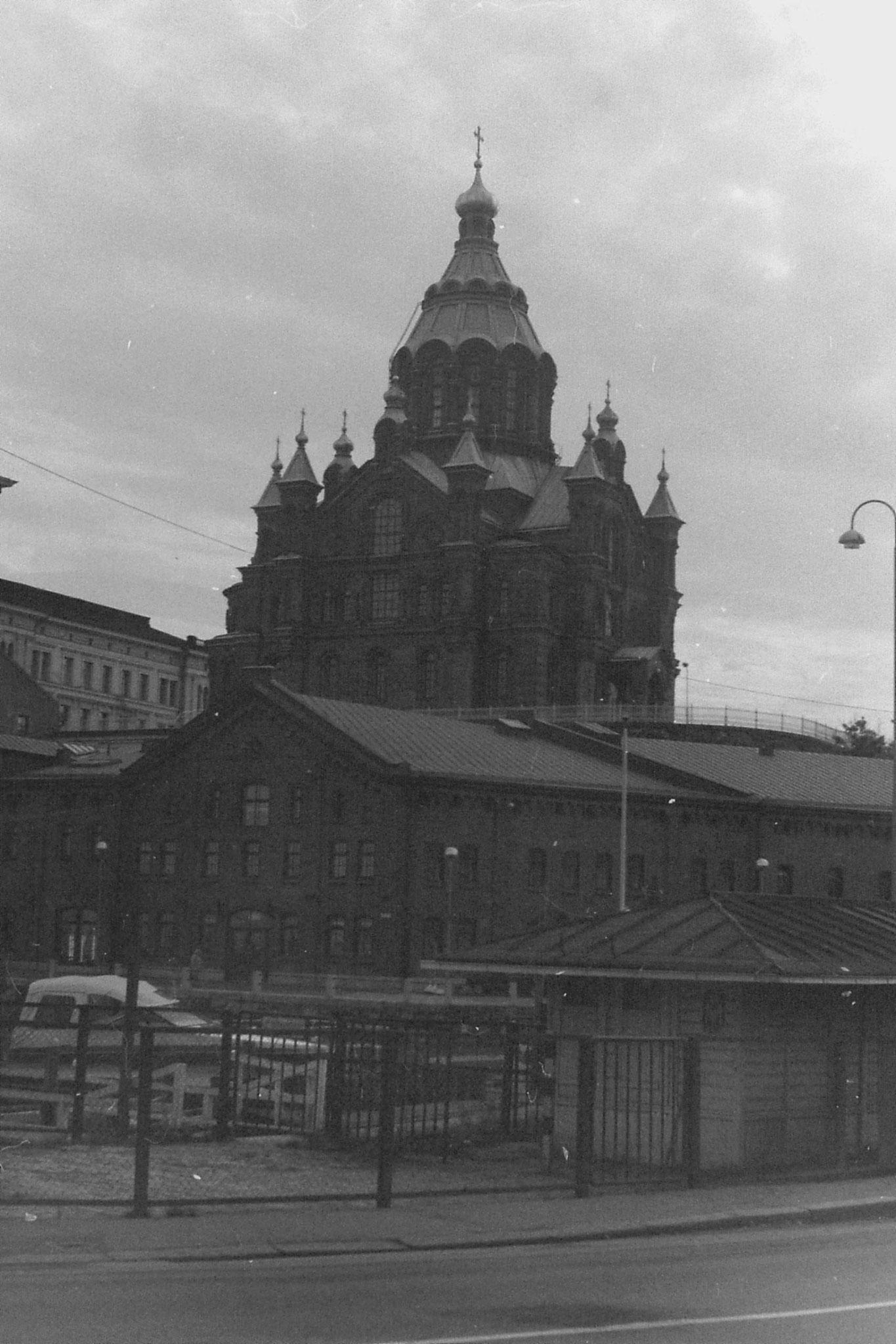 29/9/1988: 2: Uspenski Cathedral Helsinki