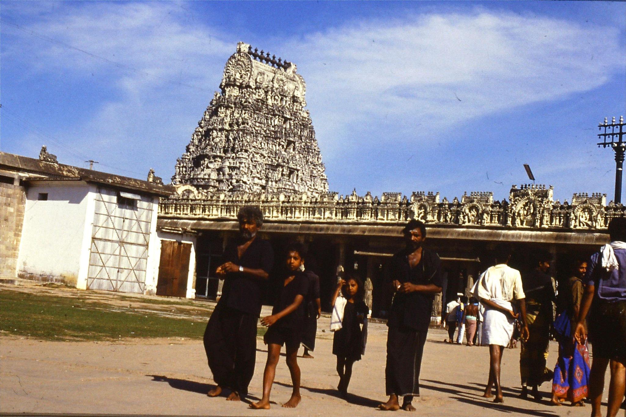 19/1/1990: 15: Kanchipuram