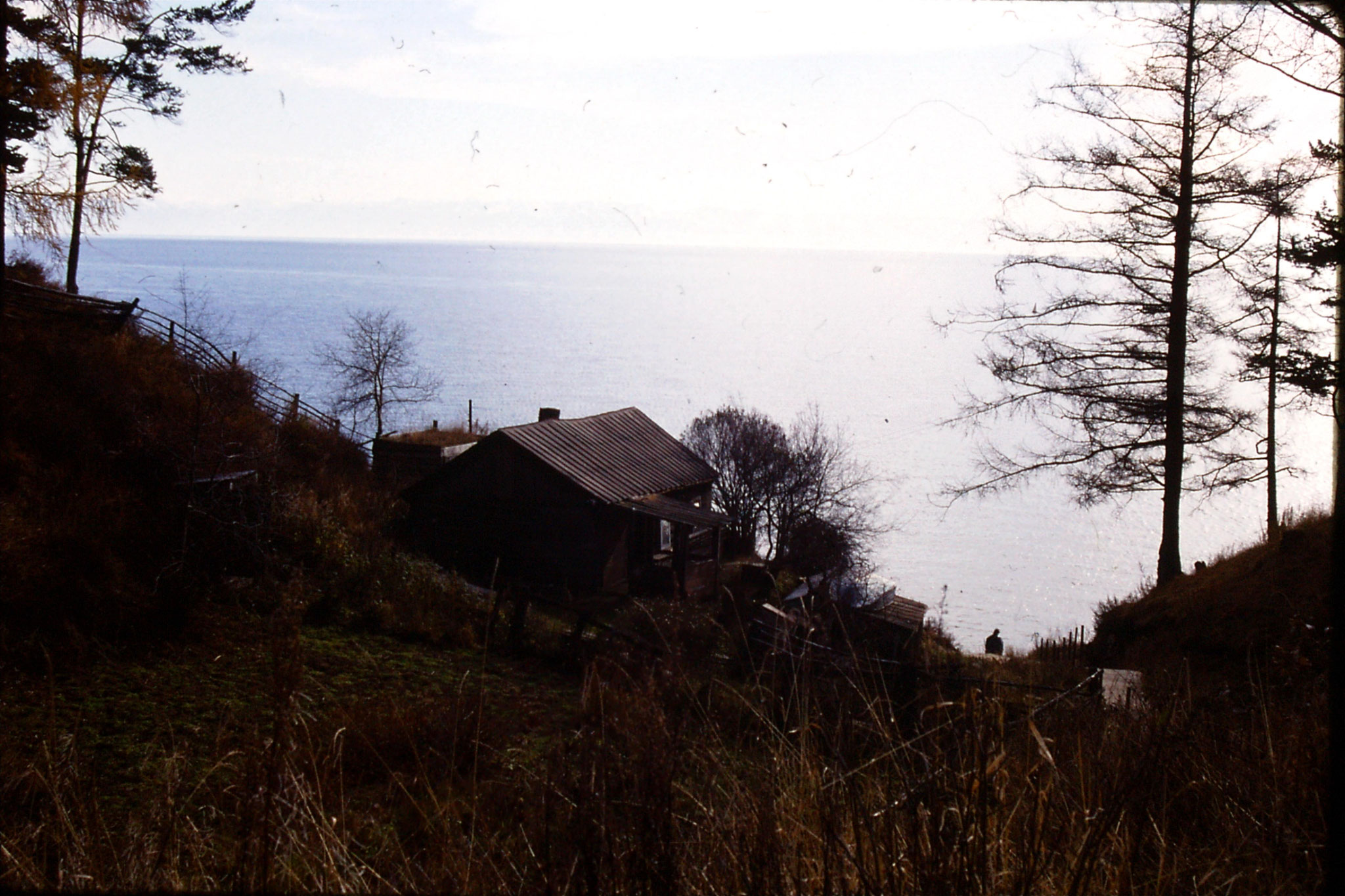 23/10/1988: 22: Lake Baikal Listvyanka