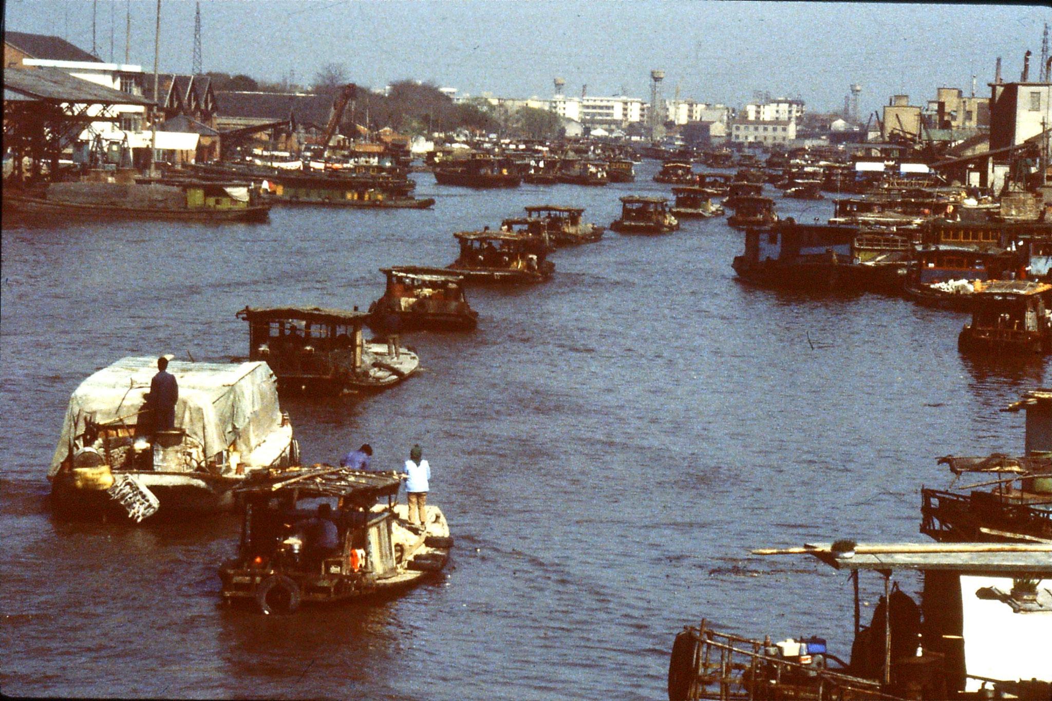 21/3/1989: 30: Suzhou Grand Canal