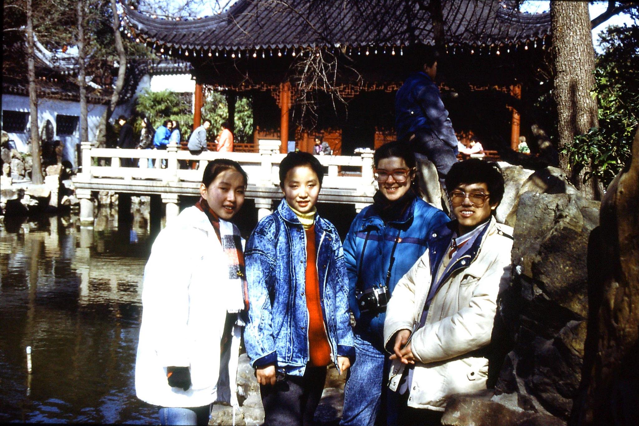 10/2/1989: 30: Yuyuan Gardens