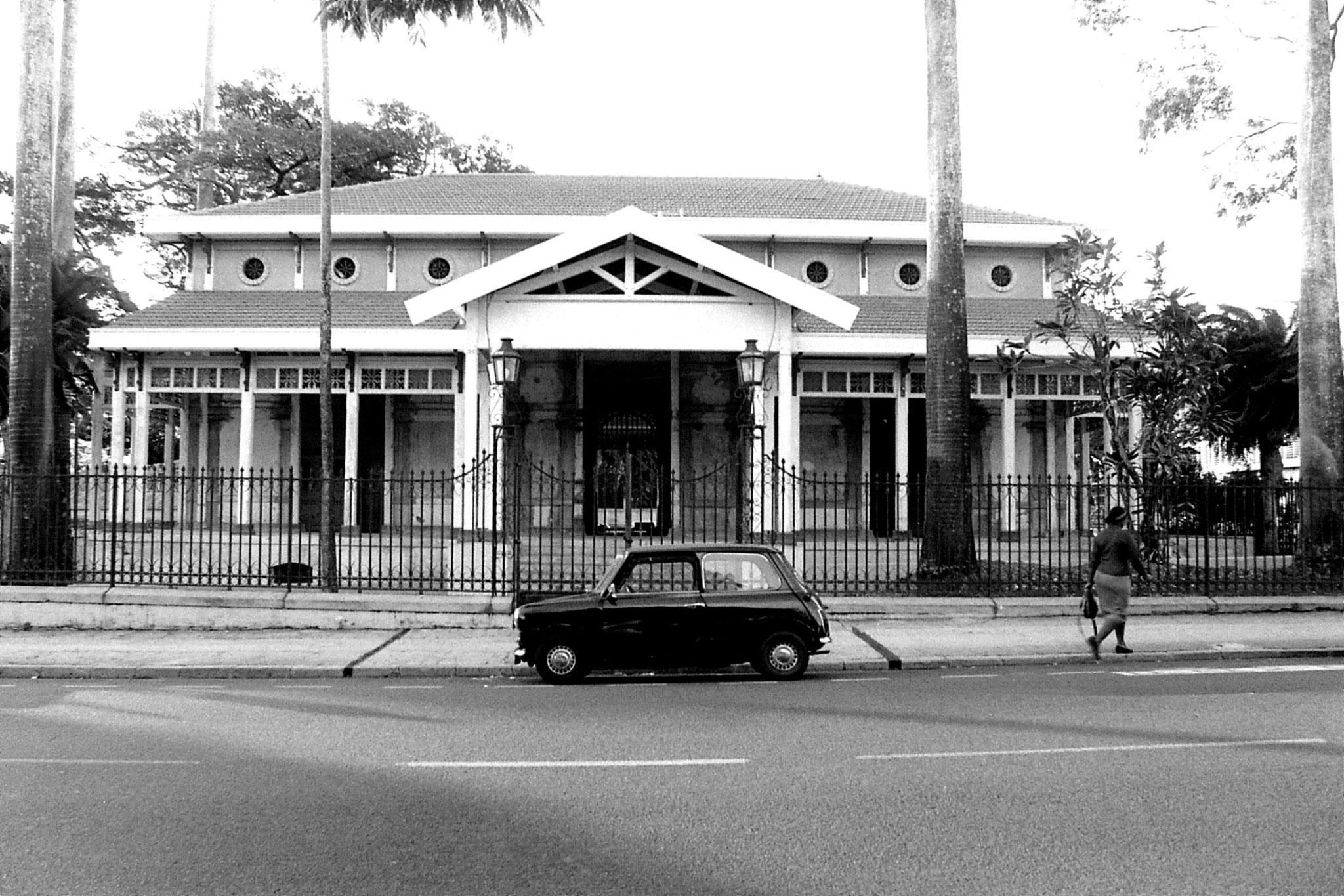 1/8/1990: 21: Noumea New Caledonia