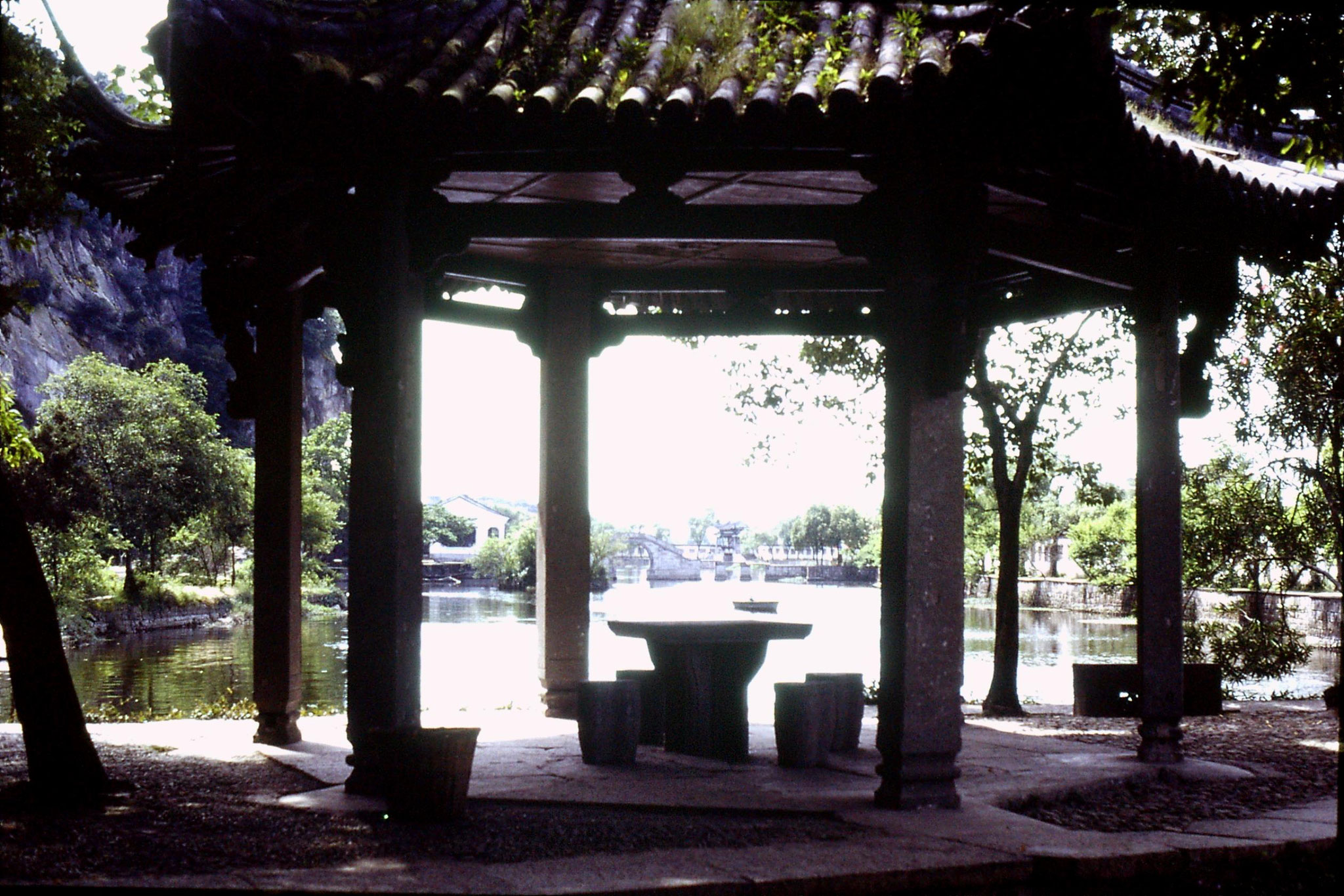 3/6/1989: 10: Shaoxing East Lake