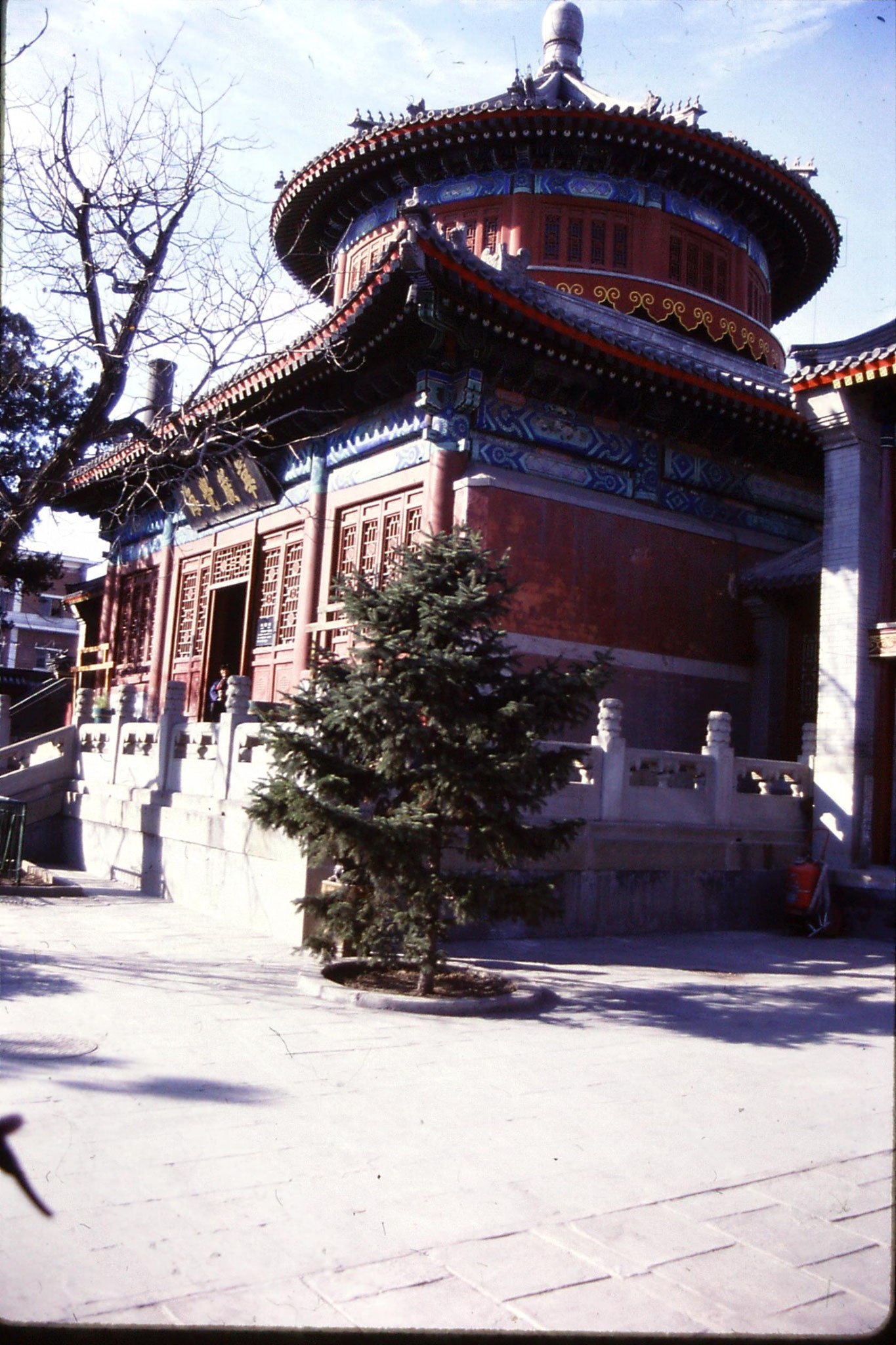 17/11/1988: 28: Beijing Great Bell Temple
