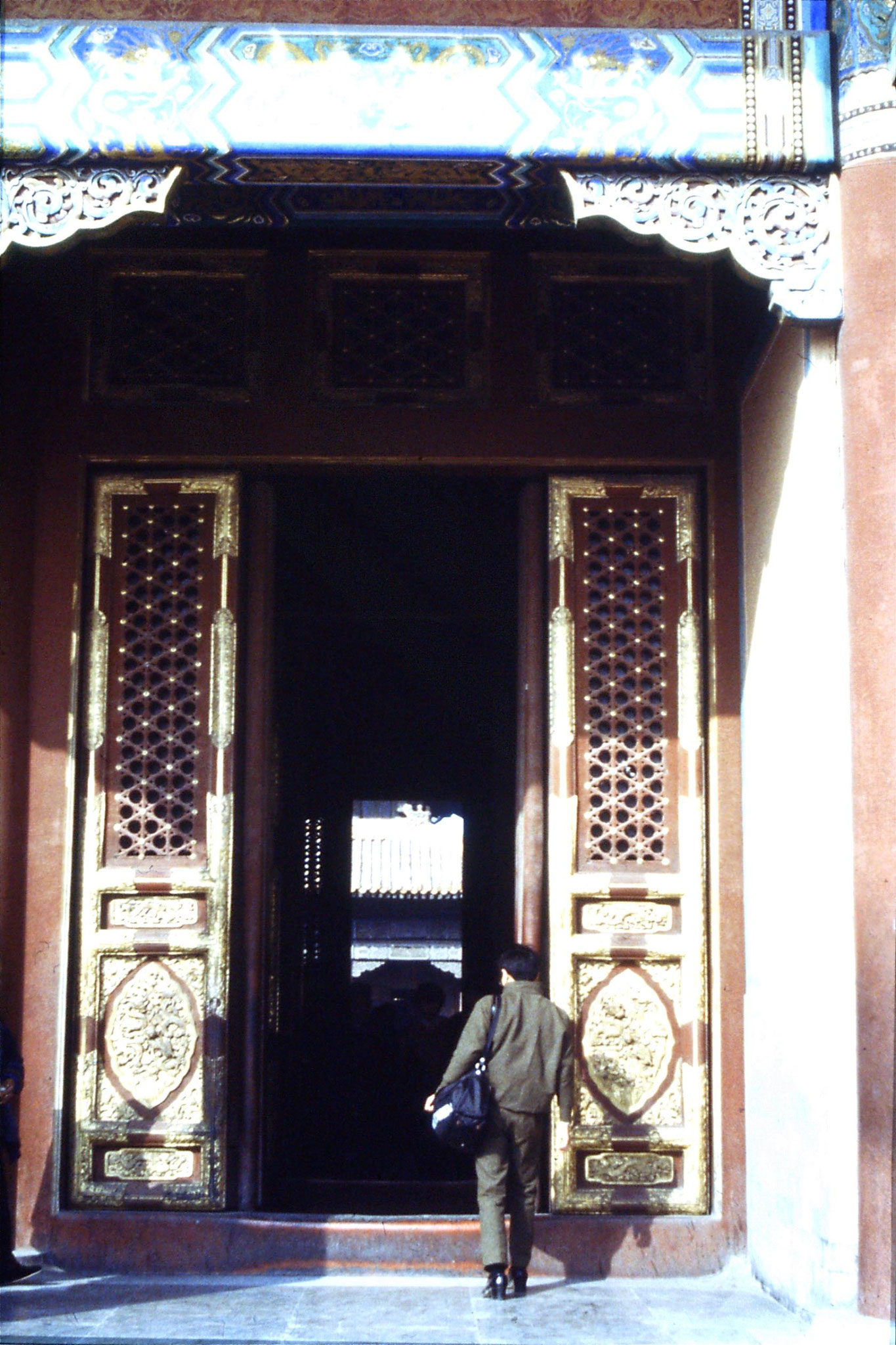 30/10/1988: 02: Forbidden City