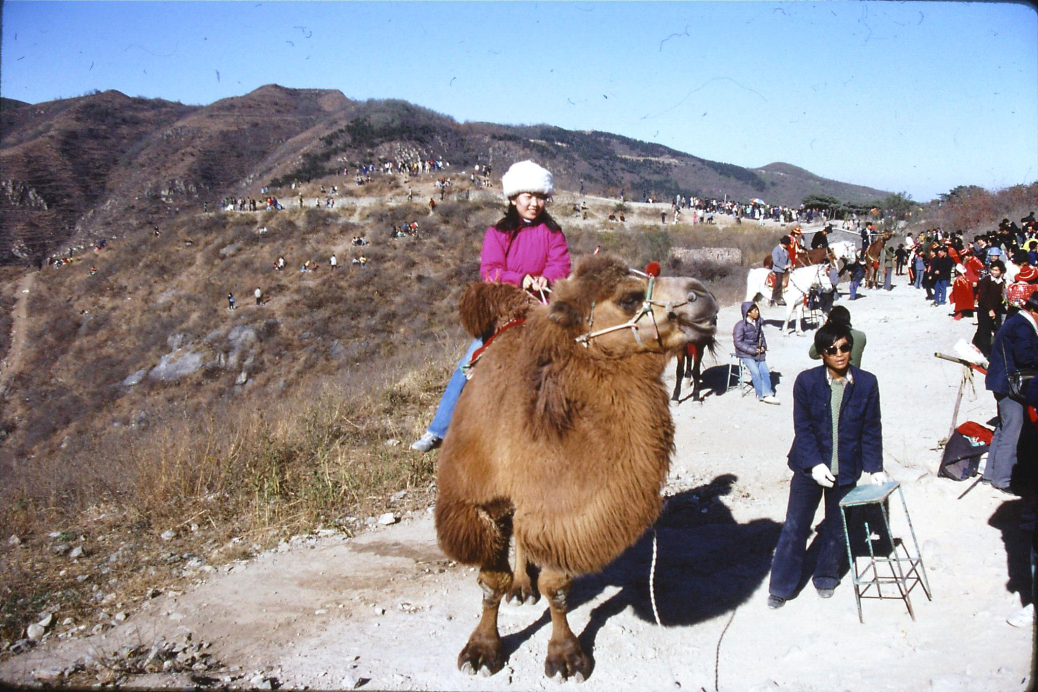 6/11/1988: 30: outing to Xiangshan