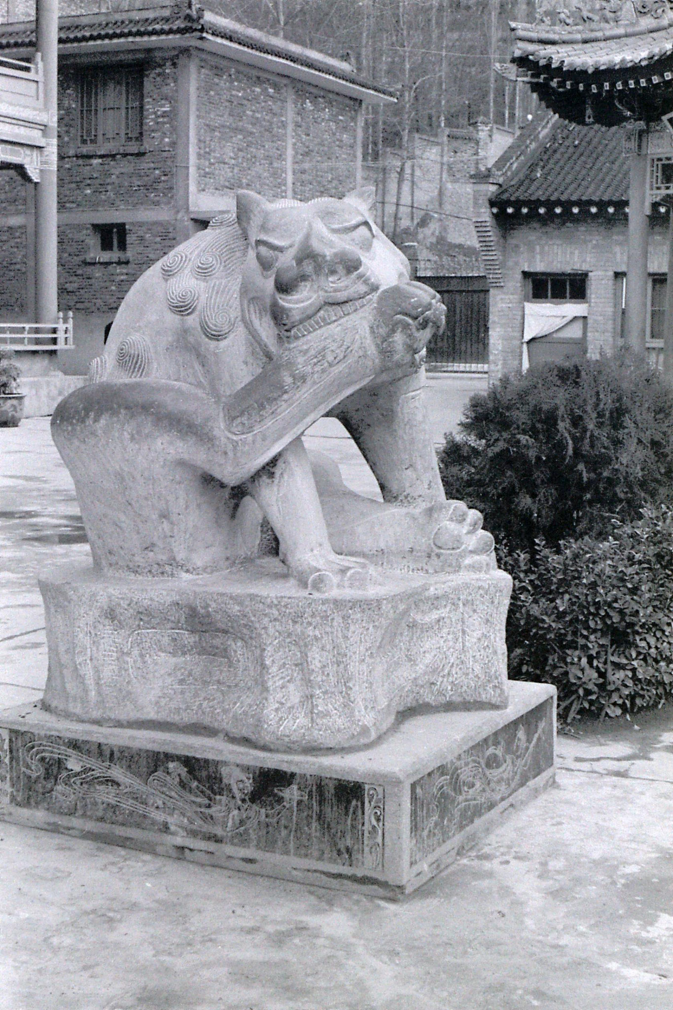 4/3/1989: 13: Xi'an griffin