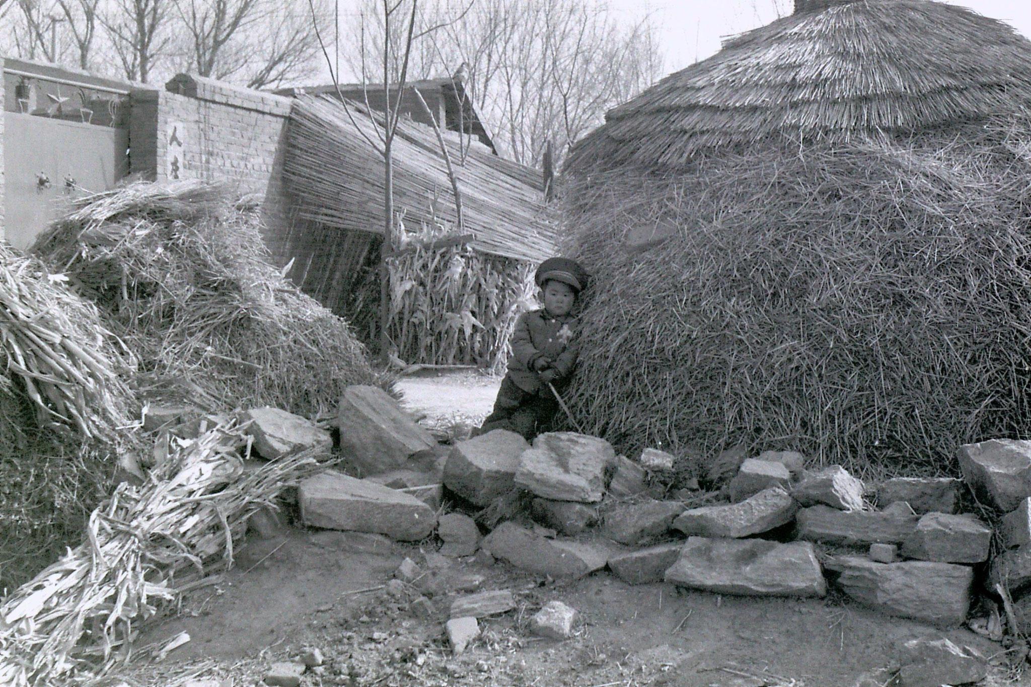 15/2/1989: 38: Liu Bo's village