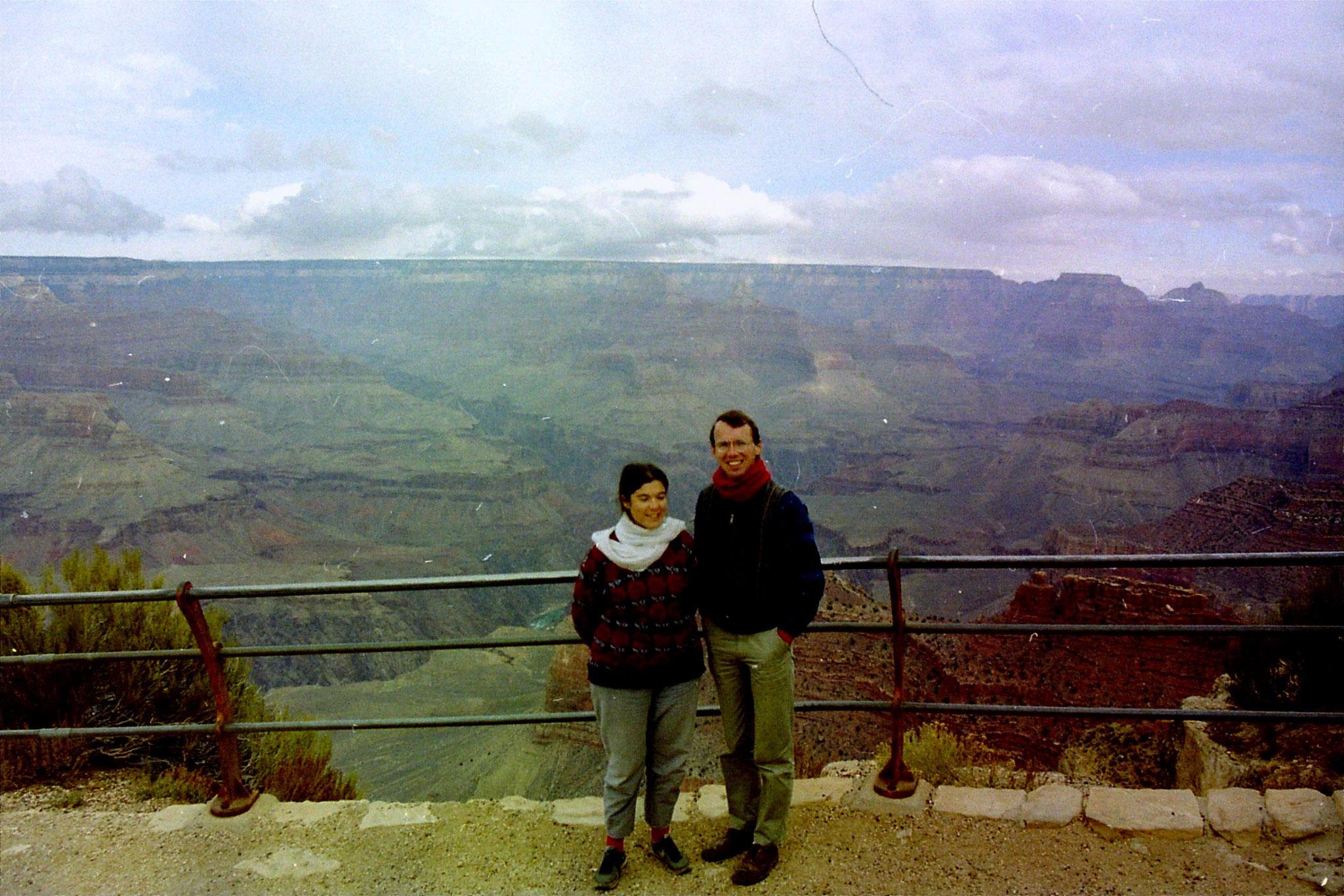 16/12/1990: Grand Canyon