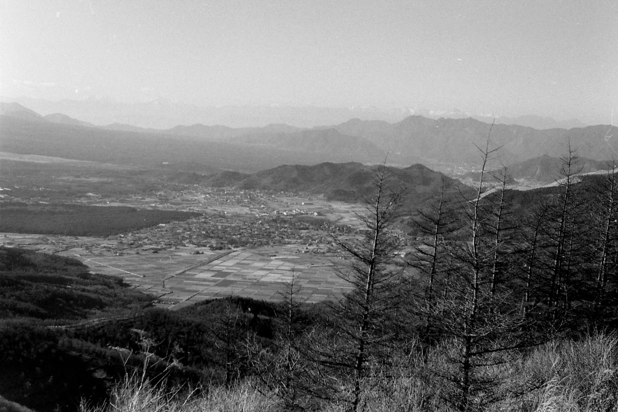 30/12/1988: 2: from top of Ishiwari