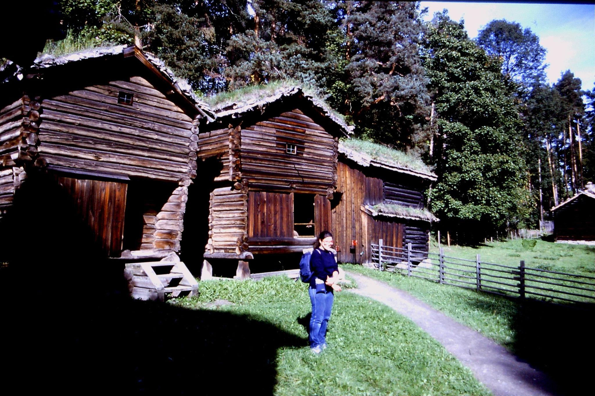 16/9/1988: 10: Oslo Folk Museum