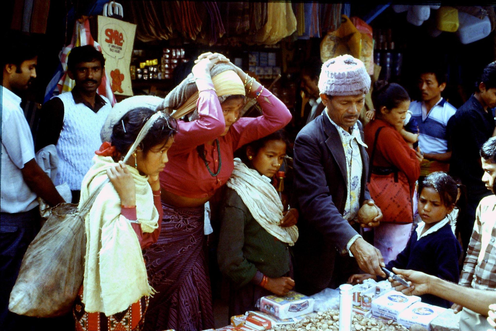 115/7: 22/4/1990 Gangtok - Lal Market