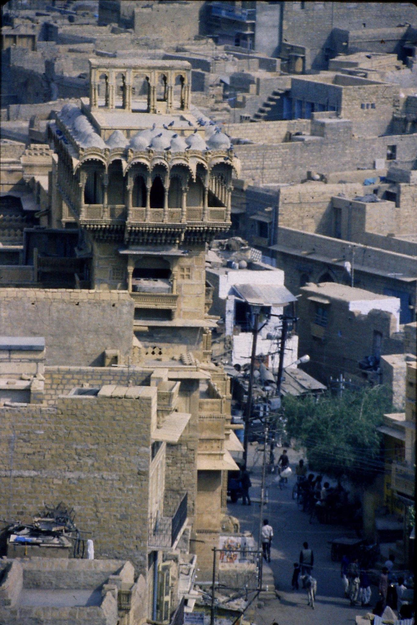 2/12/1989: 31: Jaisalmer havelli