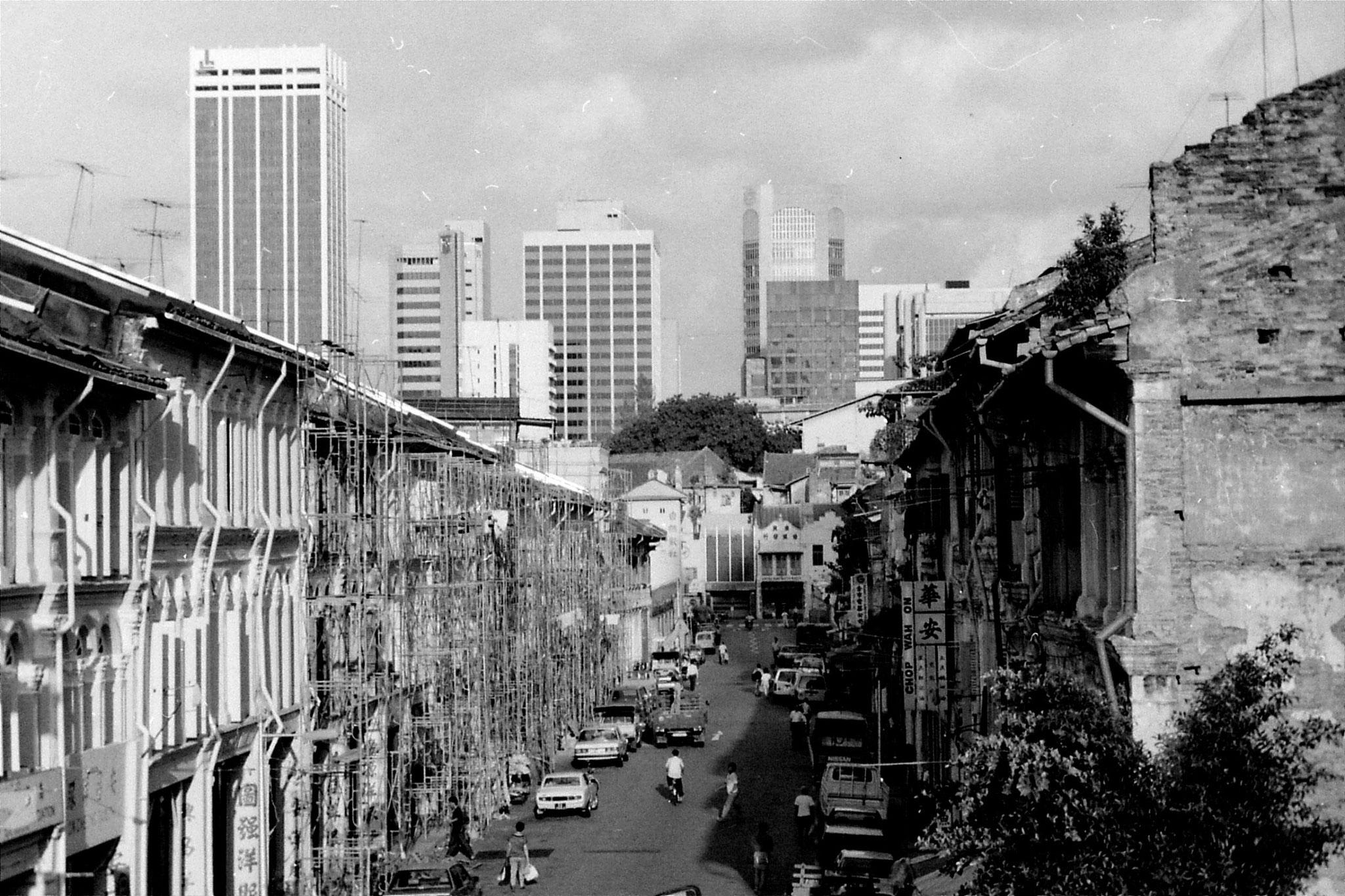 2/7/1990: 36: Singapore Chinatown