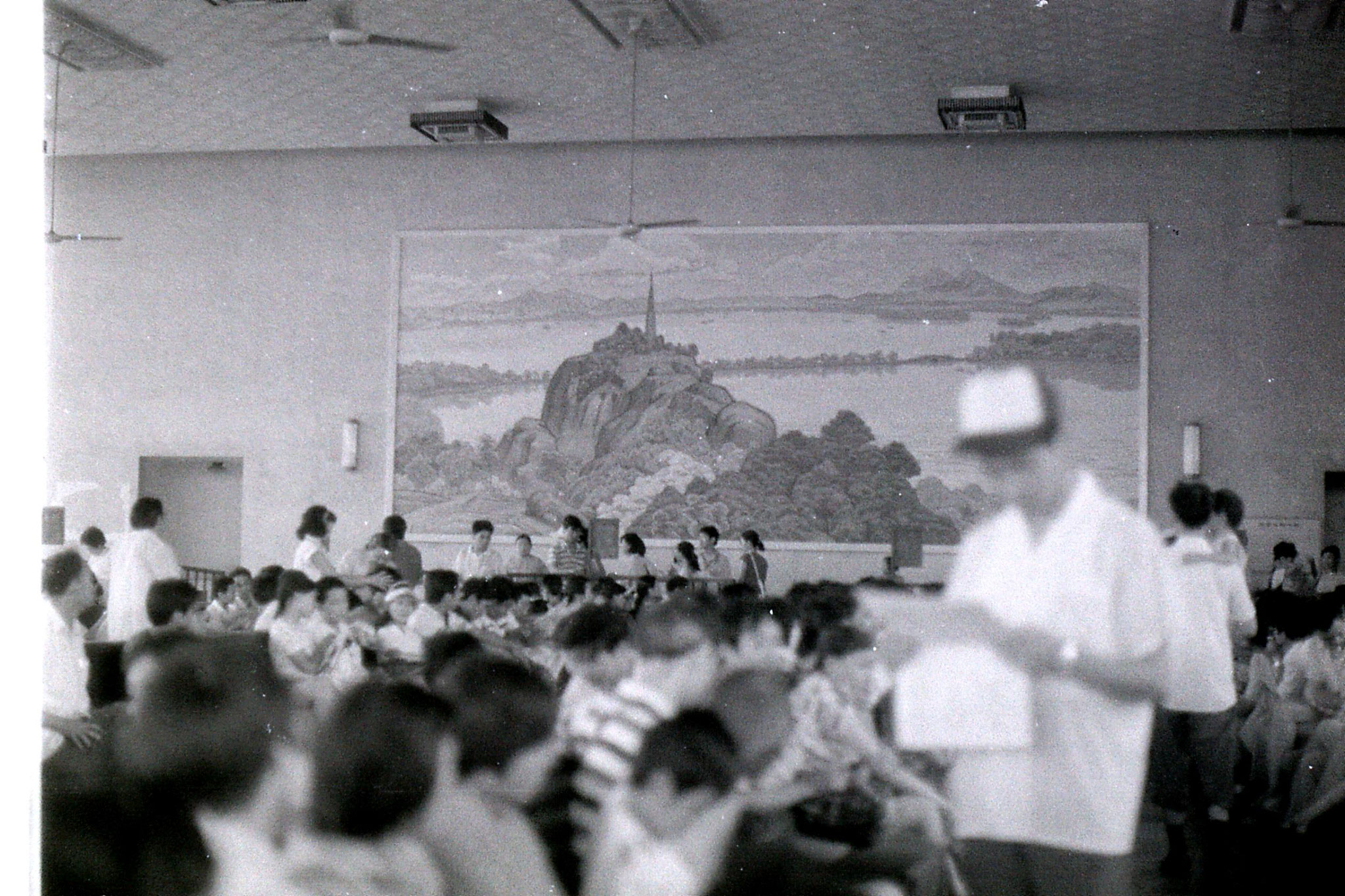 23/7/1989: 25: Ningbo waiting room