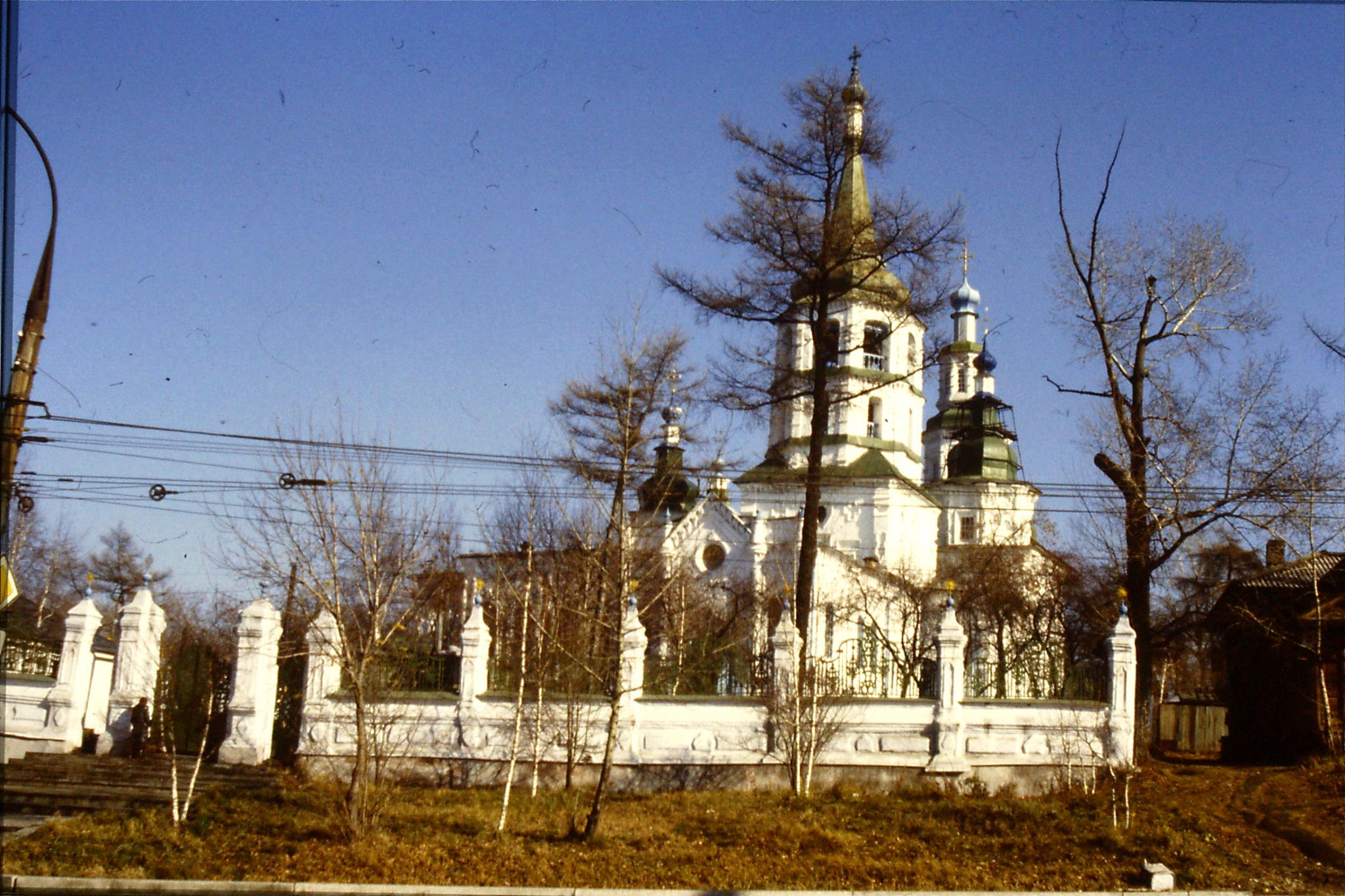 24/10/1988: 4: Irkutsk, church 1758