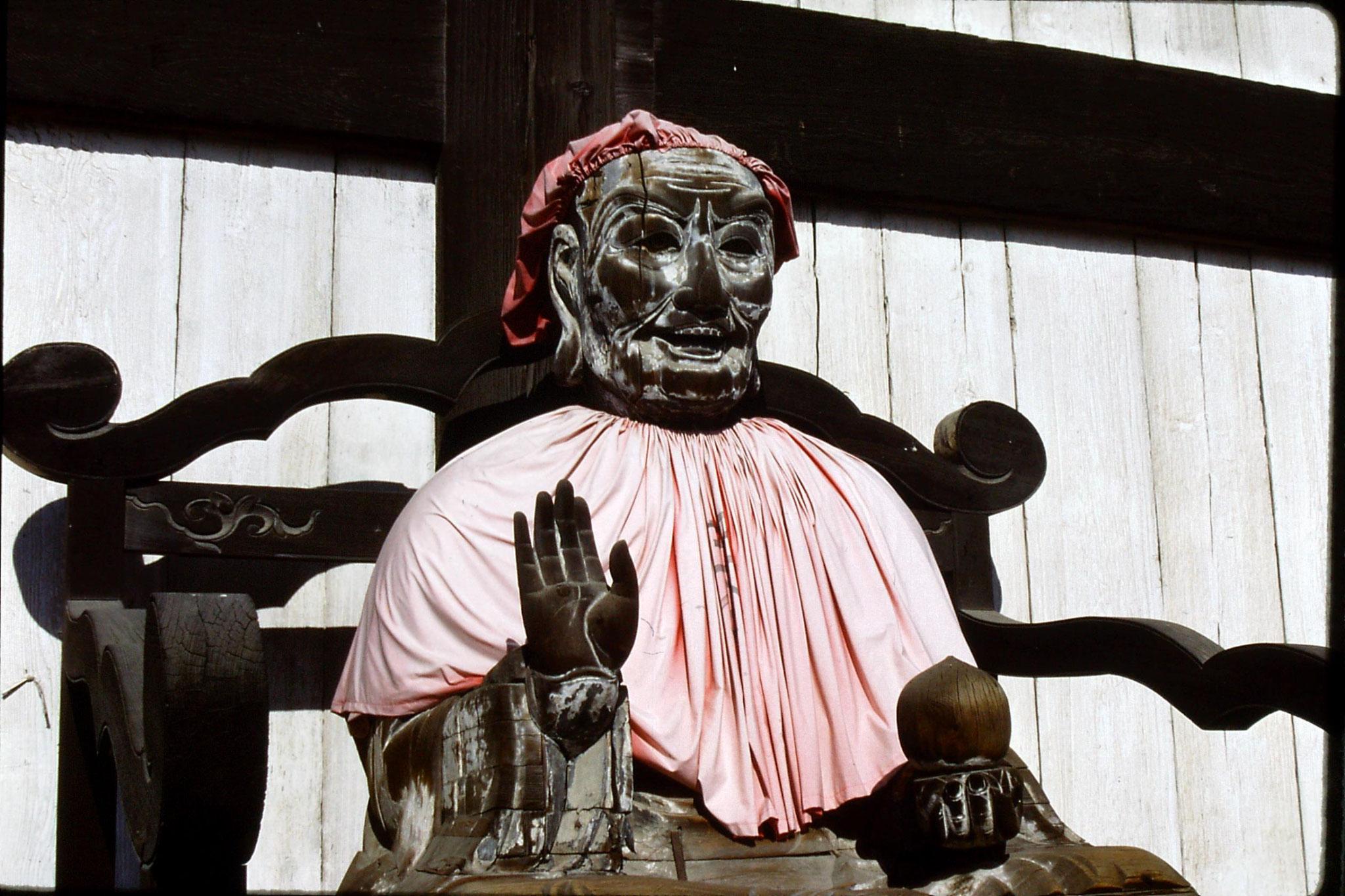 25/1/1989: 34: Nara Kasuga Wakamiya Jinja shrine