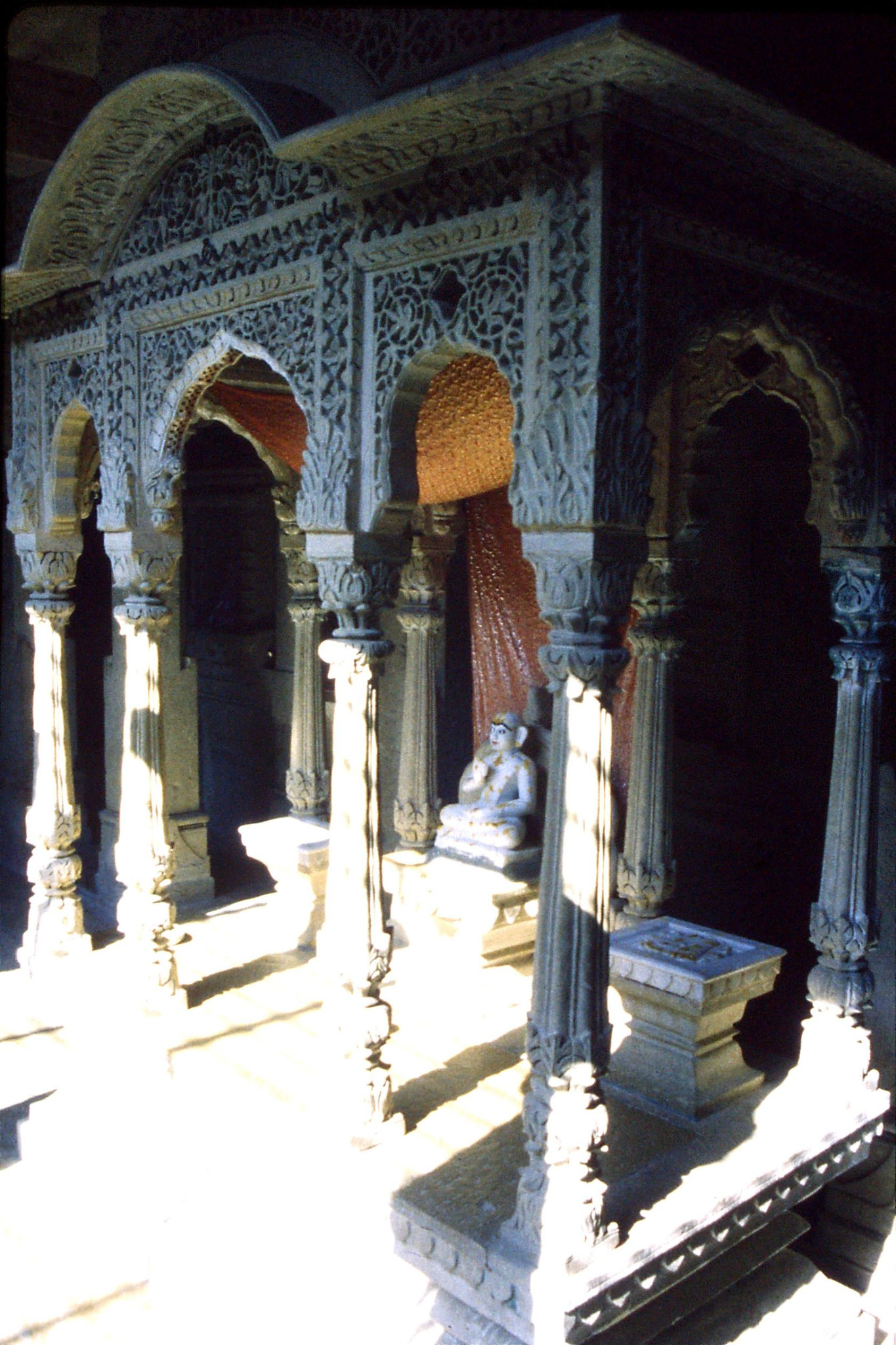 2/12/1989: 29: Jaisalmer Jain Temple