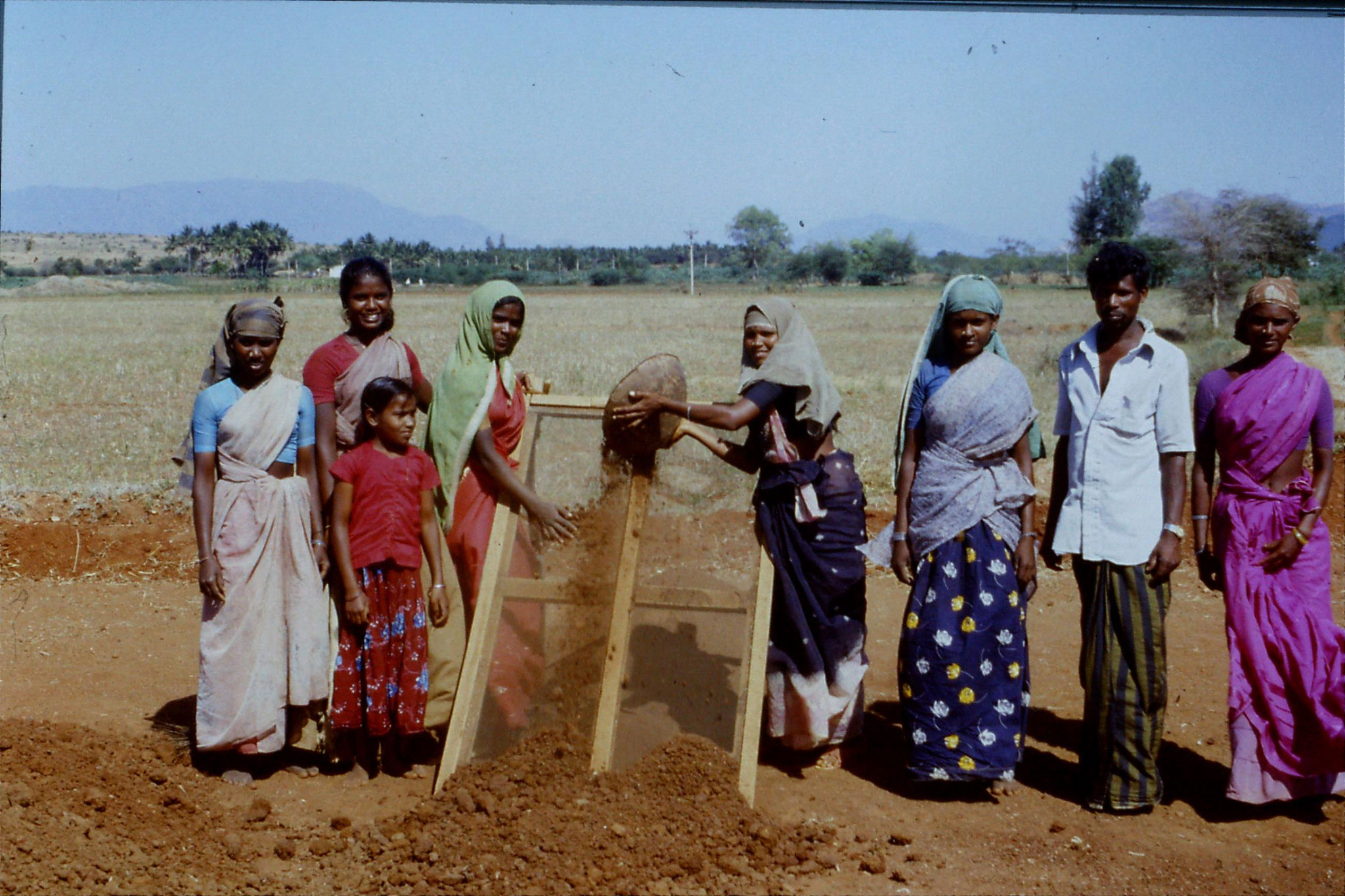104/31: 21/2/1990 Batlagundi afforestation project