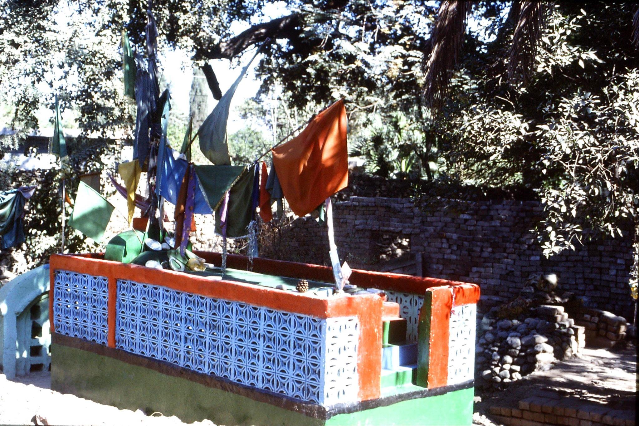 5/11/1989: 10: Peshawar, grave