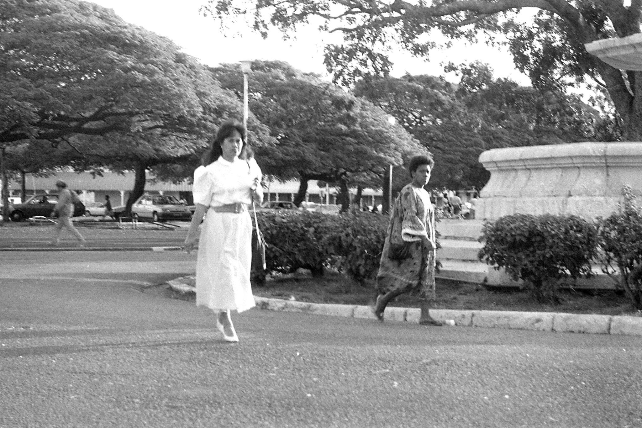 1/8/1990: 24: Noumea New Caledonia
