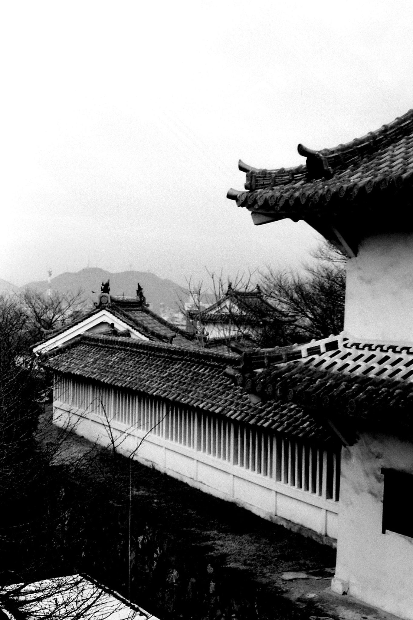 18/1/1989: 9: Himeji Castle