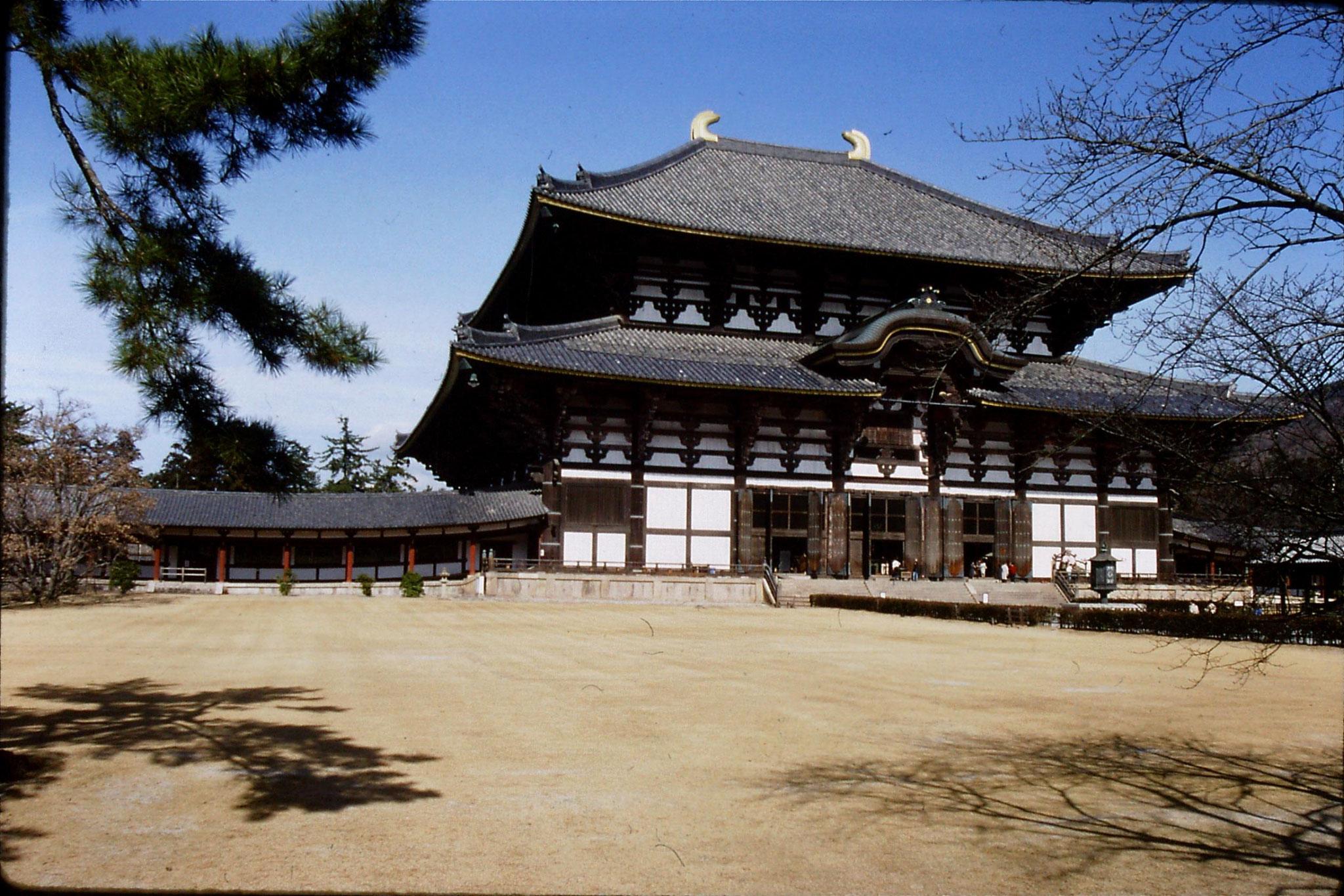 25/1/1989: 32: Nara Todaiji