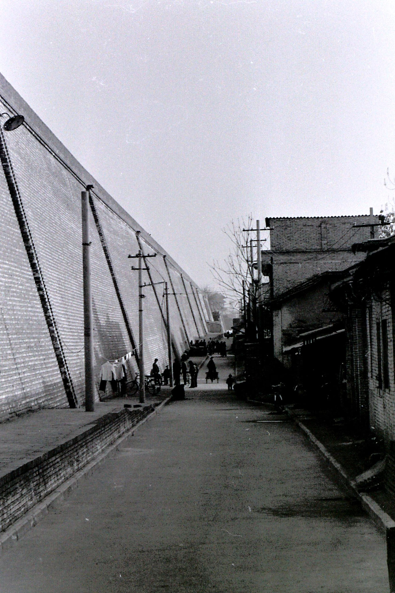 7/3/1989: 24: Xi'an city wall