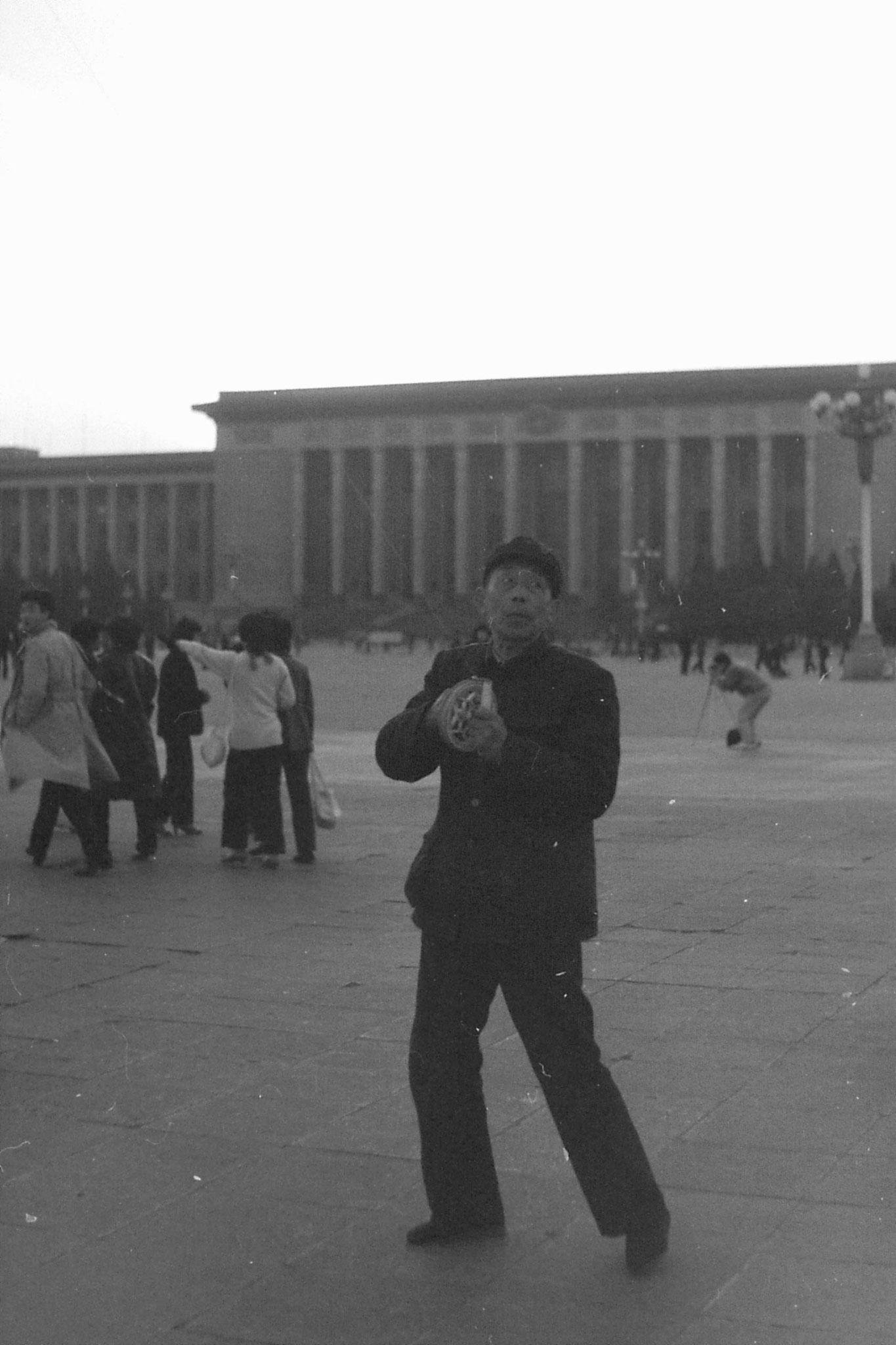 14/11/1988: 20:  Tiananmen Square