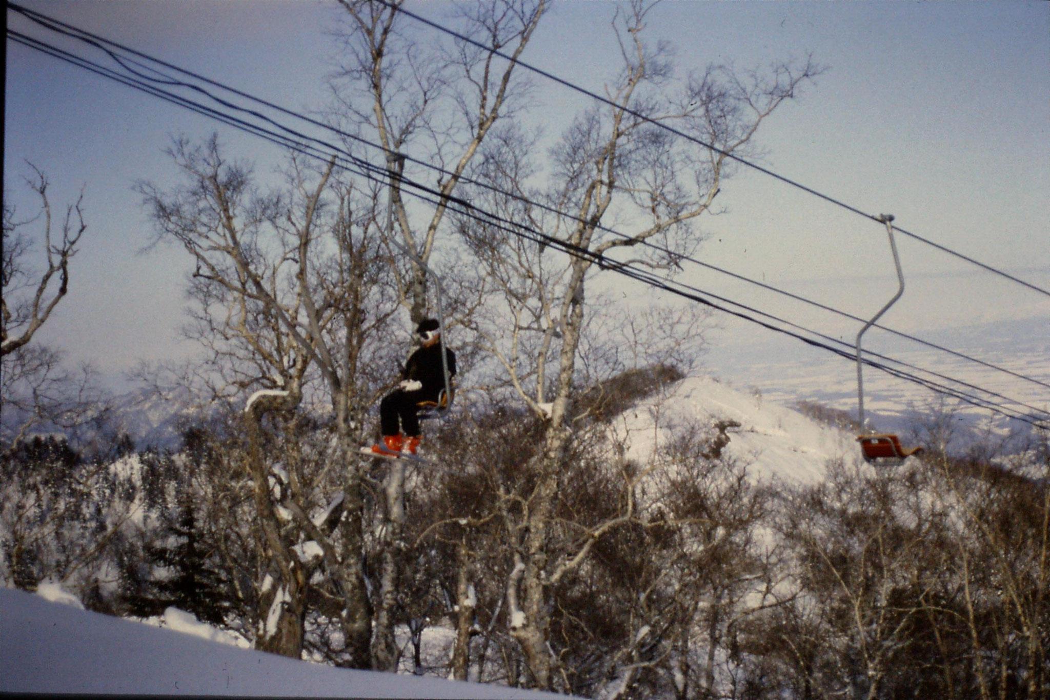 13/1/1989: 27: Furano ski resort