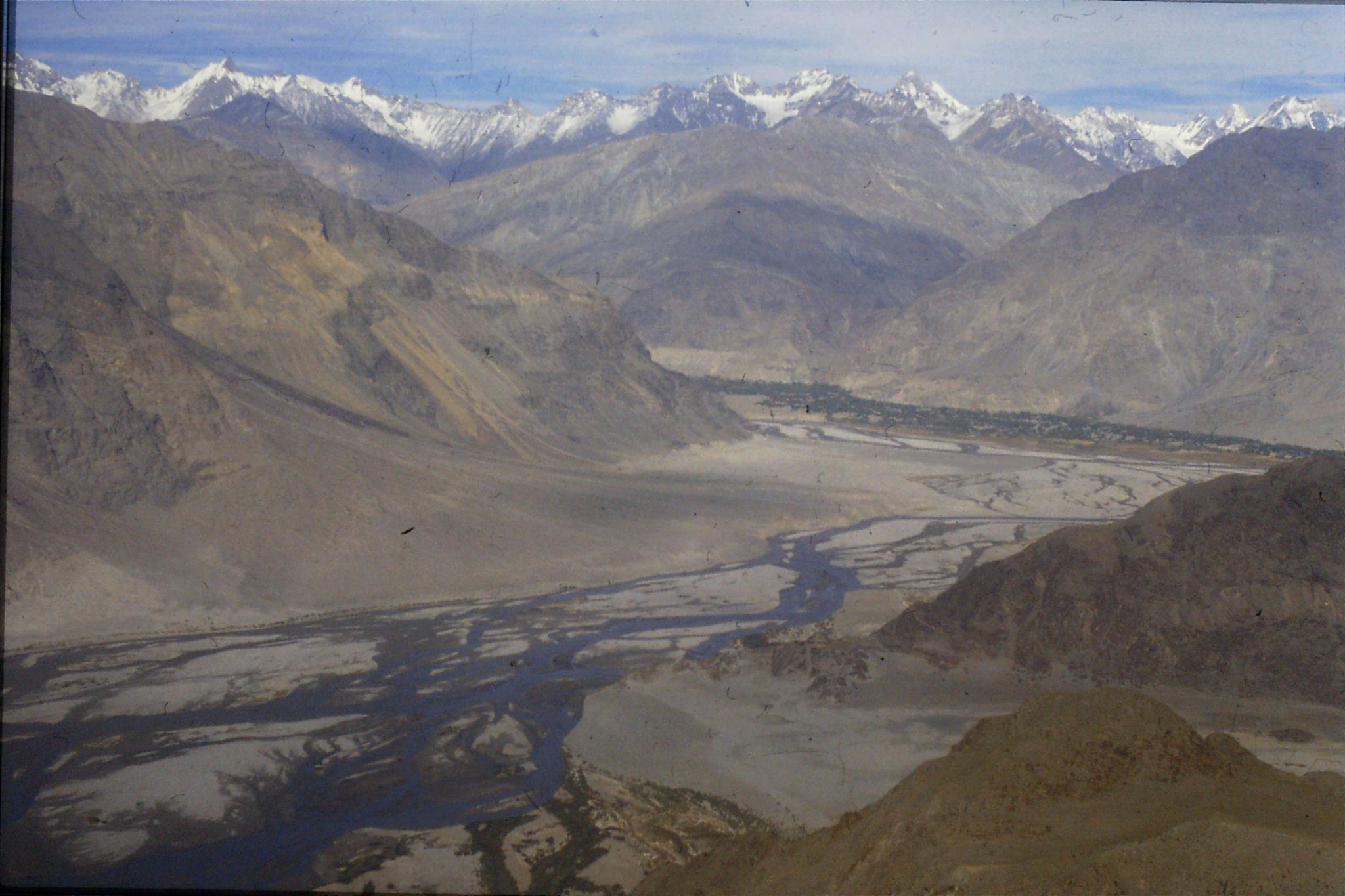 22/10/1989: 16: Shigar valley