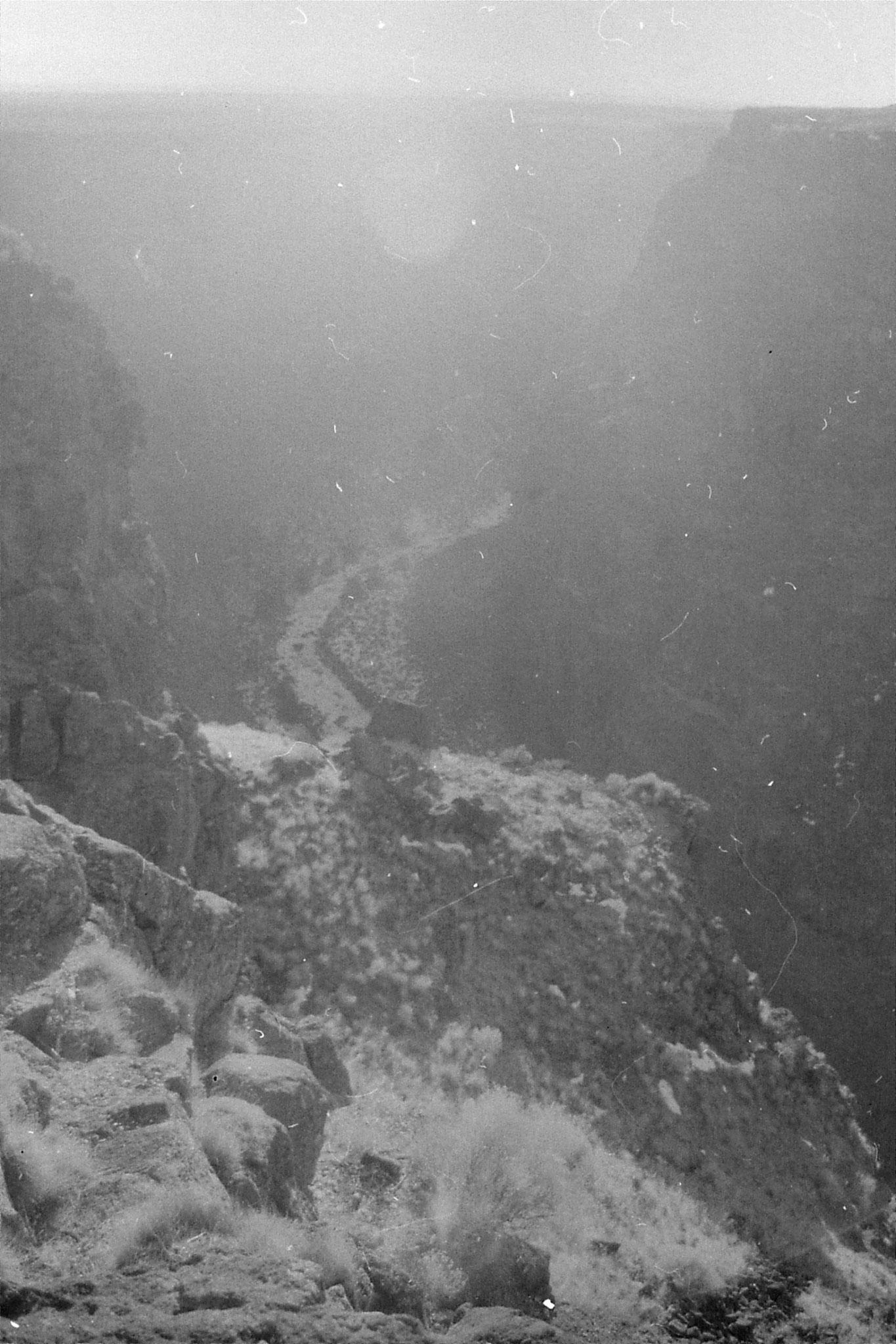 24/1/1991: 8: Bruneau Canyon