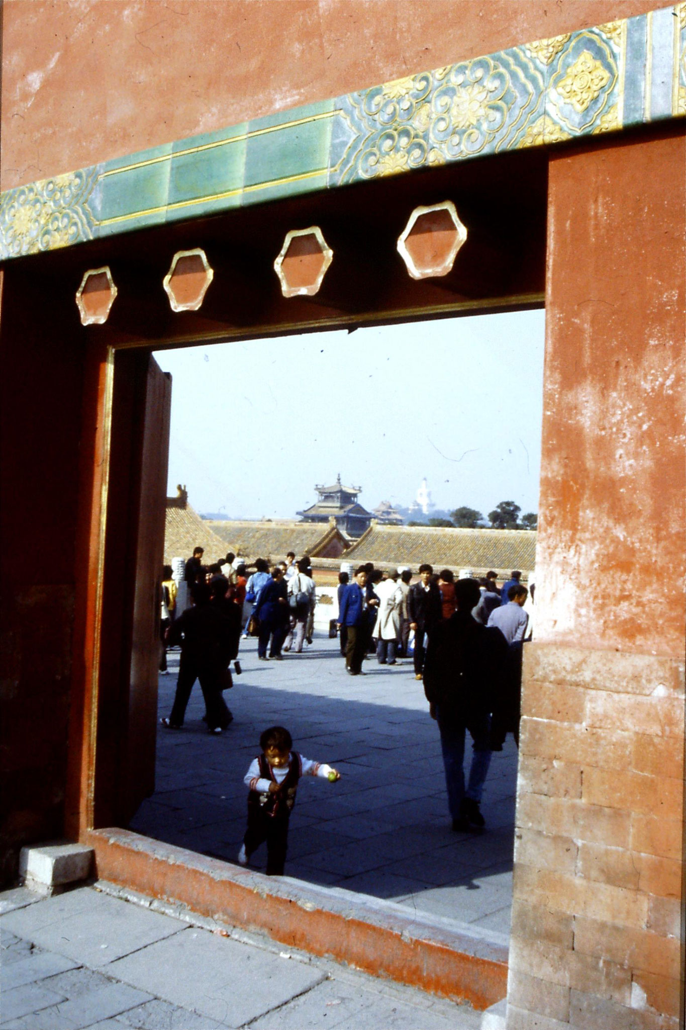 30/10/1988: 32: Forbidden City