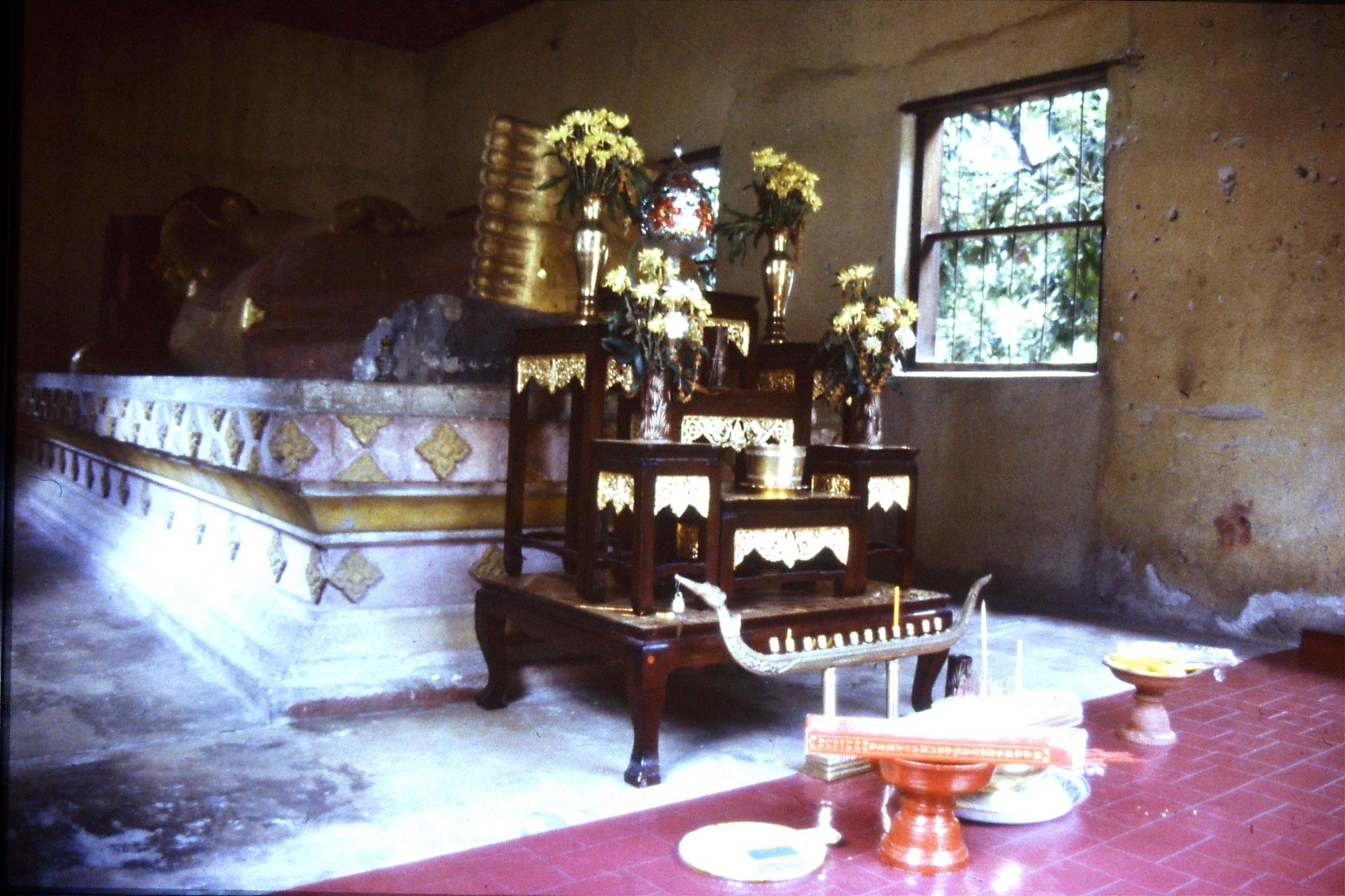 14/6/1990: 1: Chang Mai, Wat Phra Singh