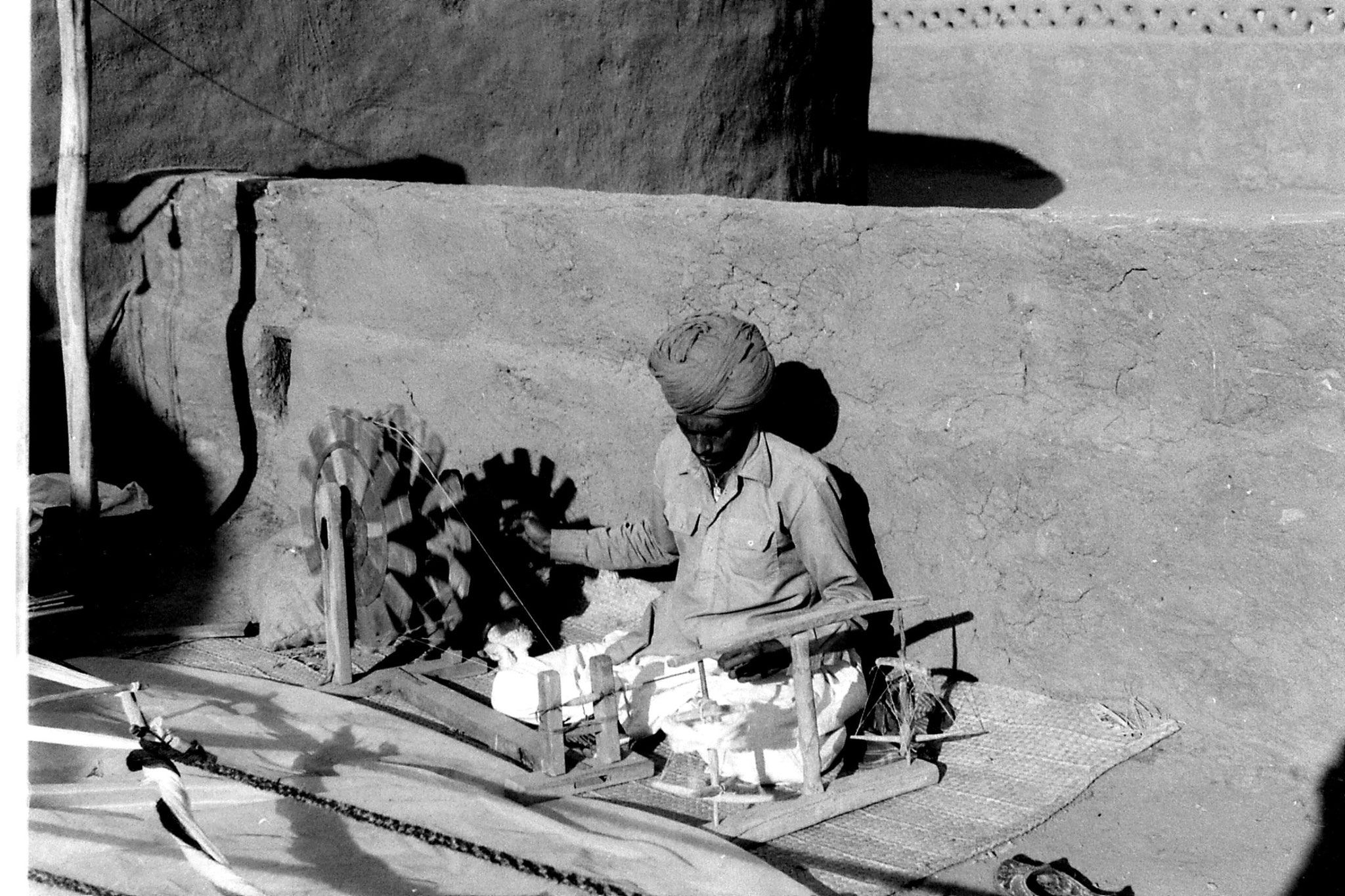 8/12/1989: 15: Udaipur, Shilp Gram Craft Centre