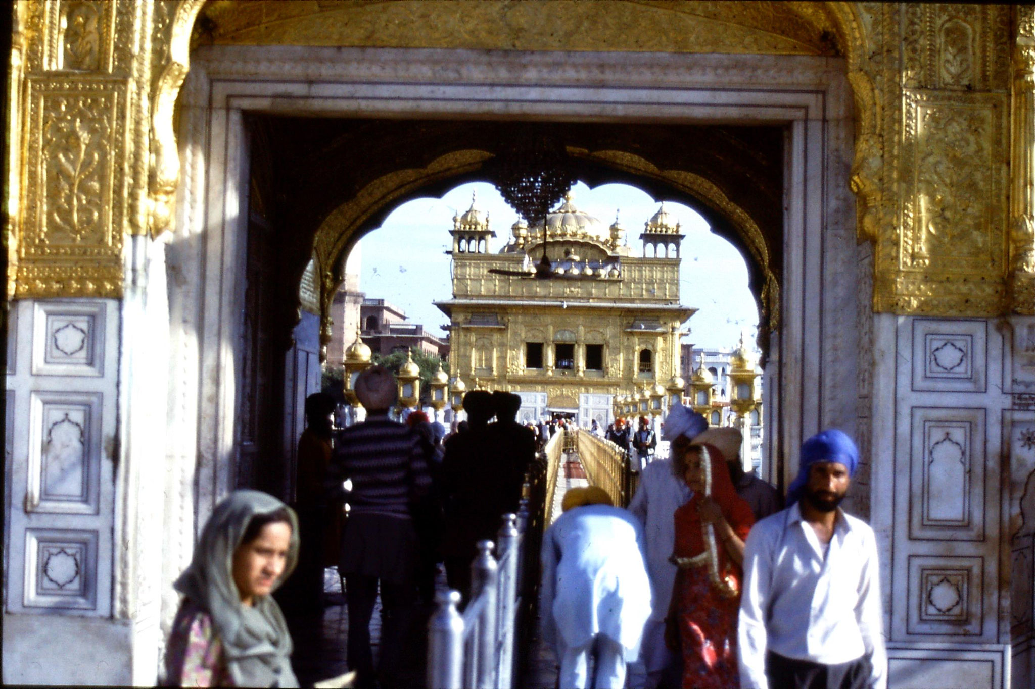 17/11/1989: 15: Amritsar Golden Temple