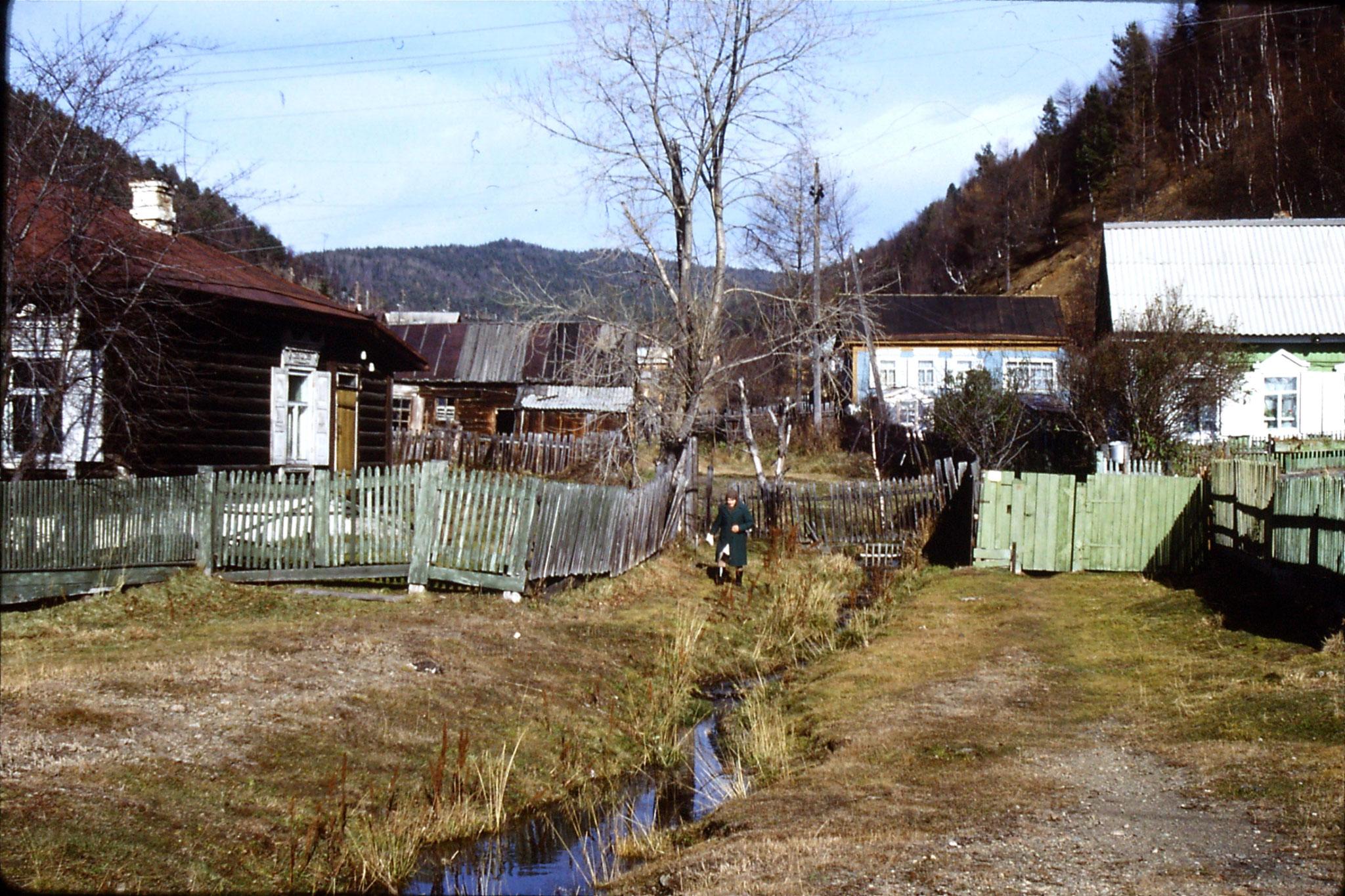 23/10/1988: 25: Lake Baikal Listvyanka