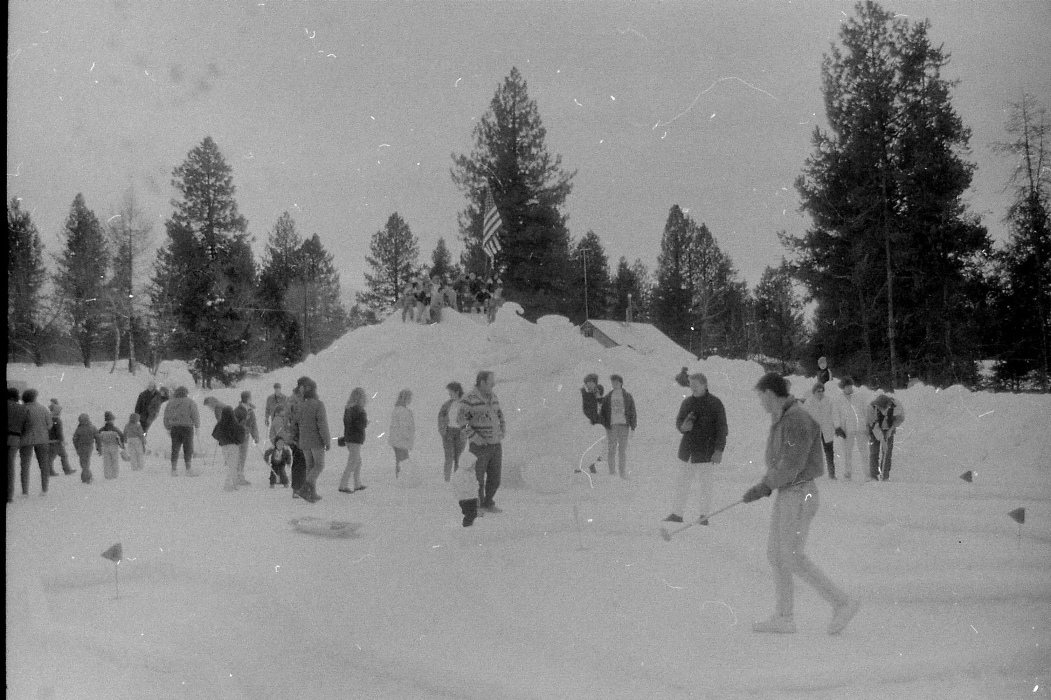 2/2/1991: 19: McCall Ice Festival