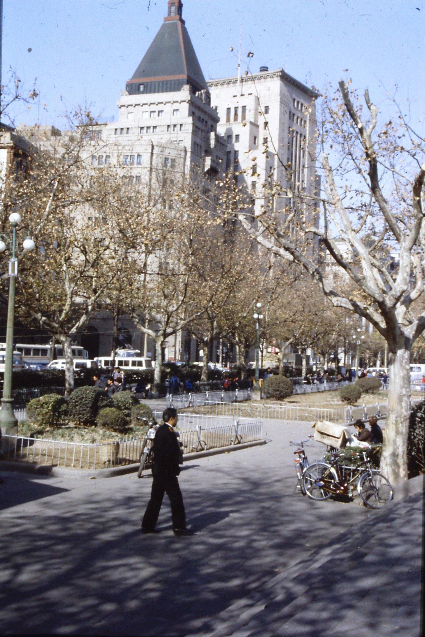 14/12/1988: 10: Shanghai peace hotel