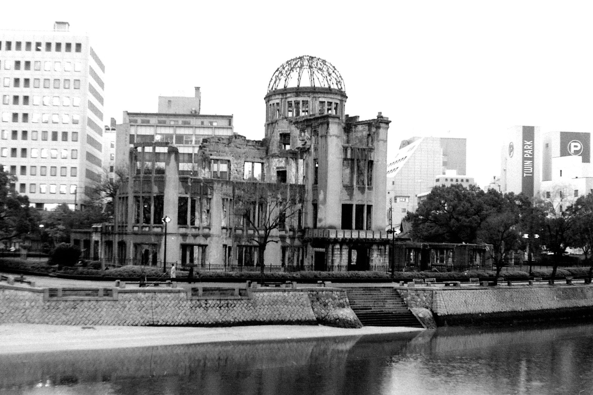 18/1/1989: 17: Hiroshima dome
